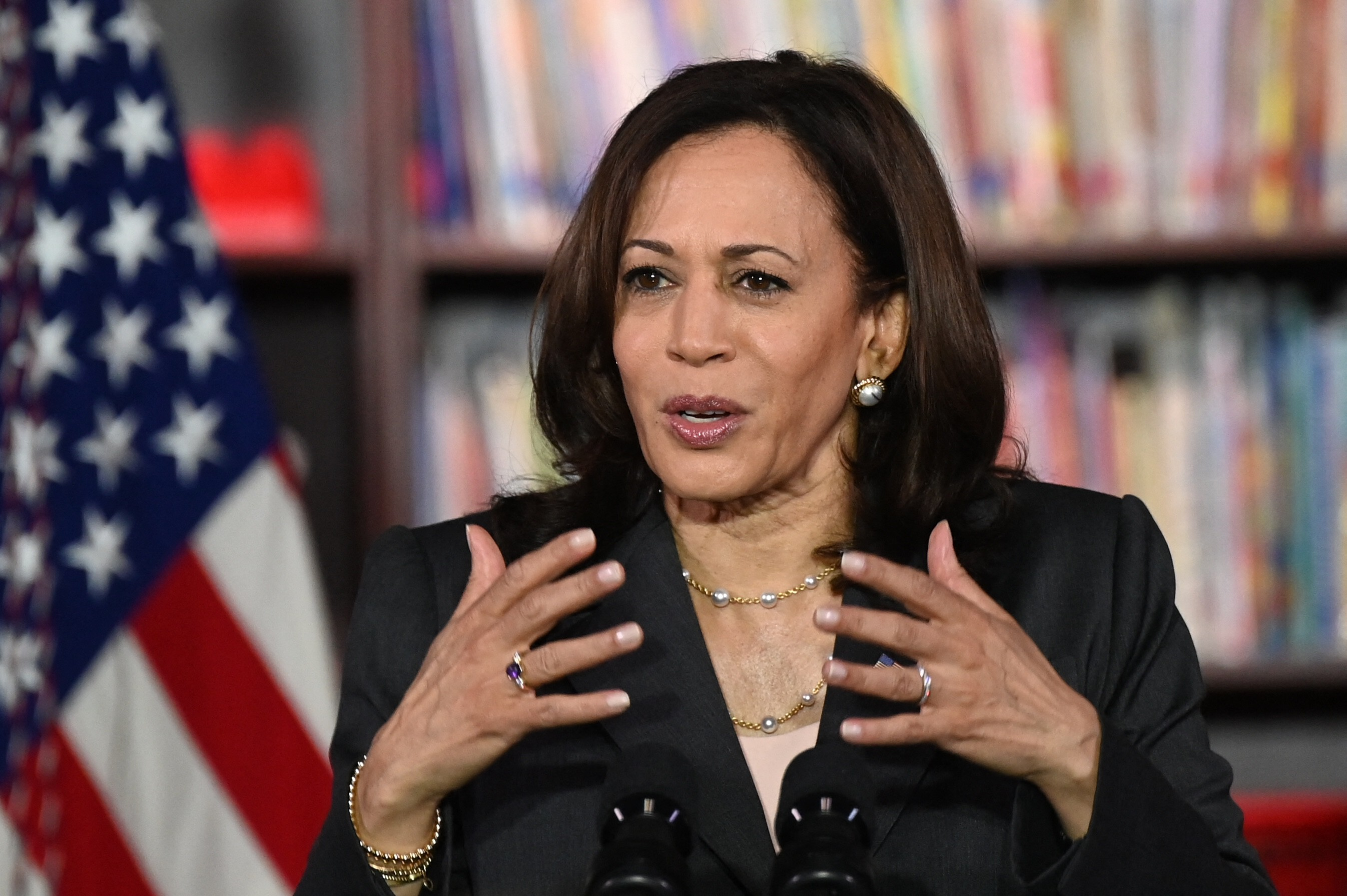 Harris among top Democrats planning to campaign in Virginia ahead of election