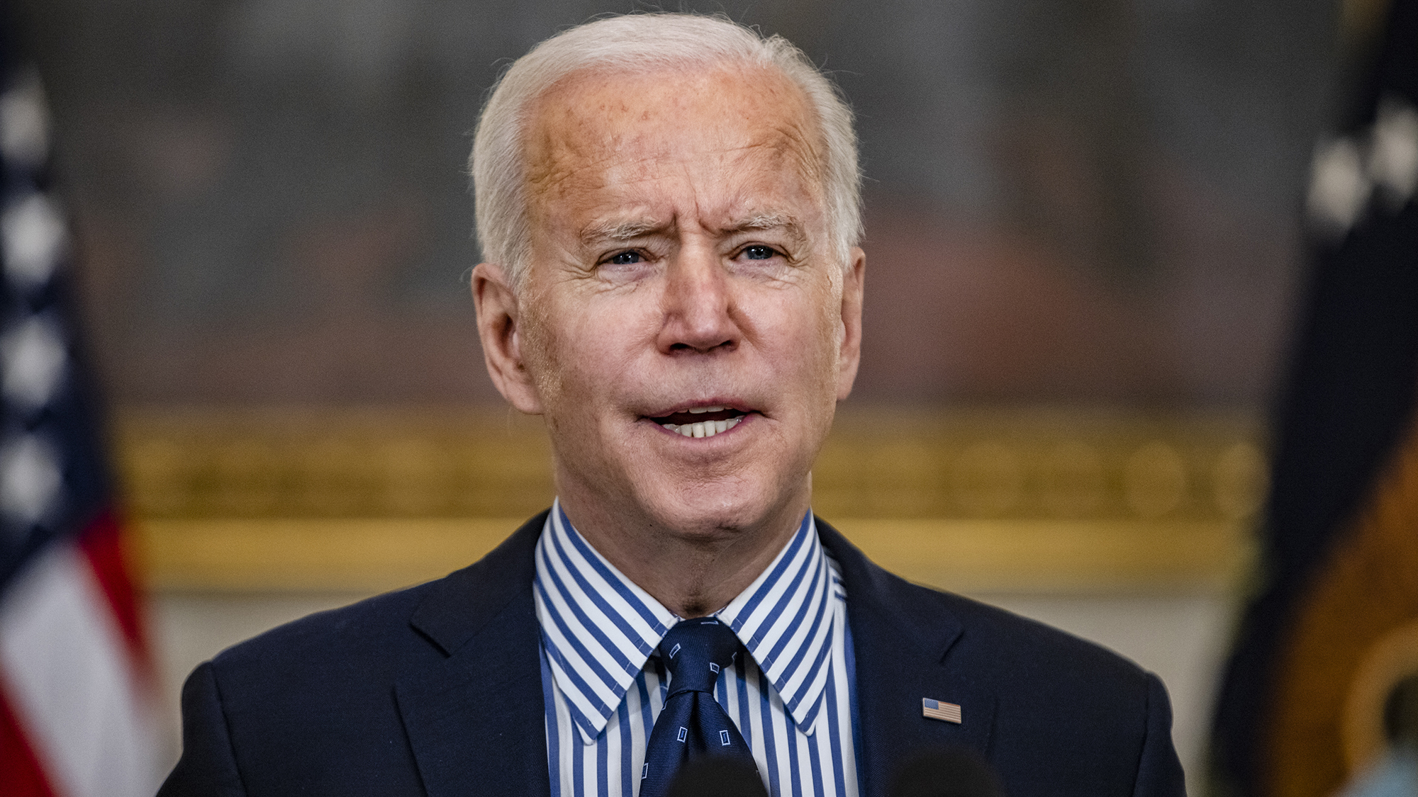 Biden opposes gutting filibuster despite tough path for some legislative priorities in Senate