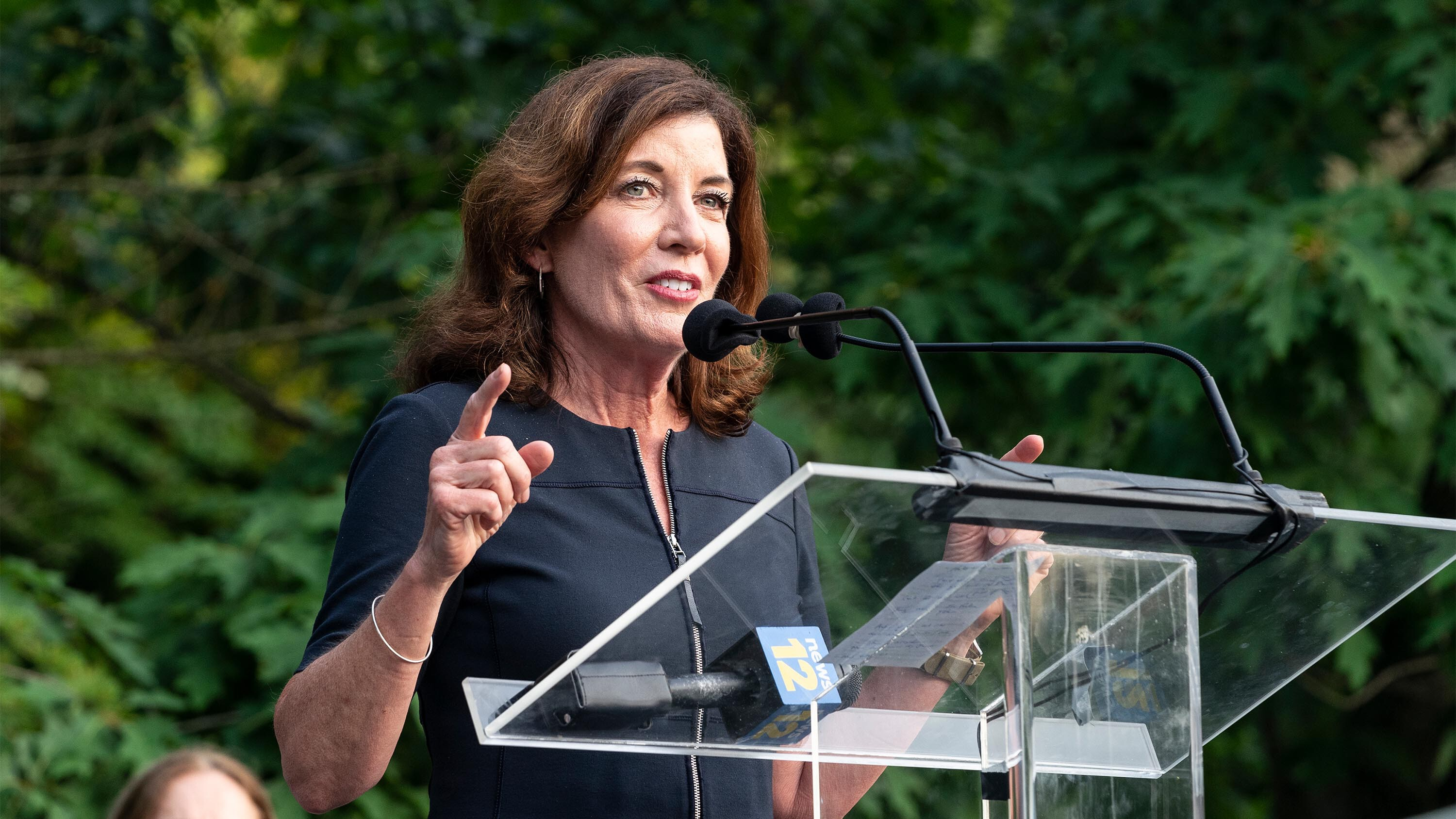 Kathy Hochul will take over as New York governor