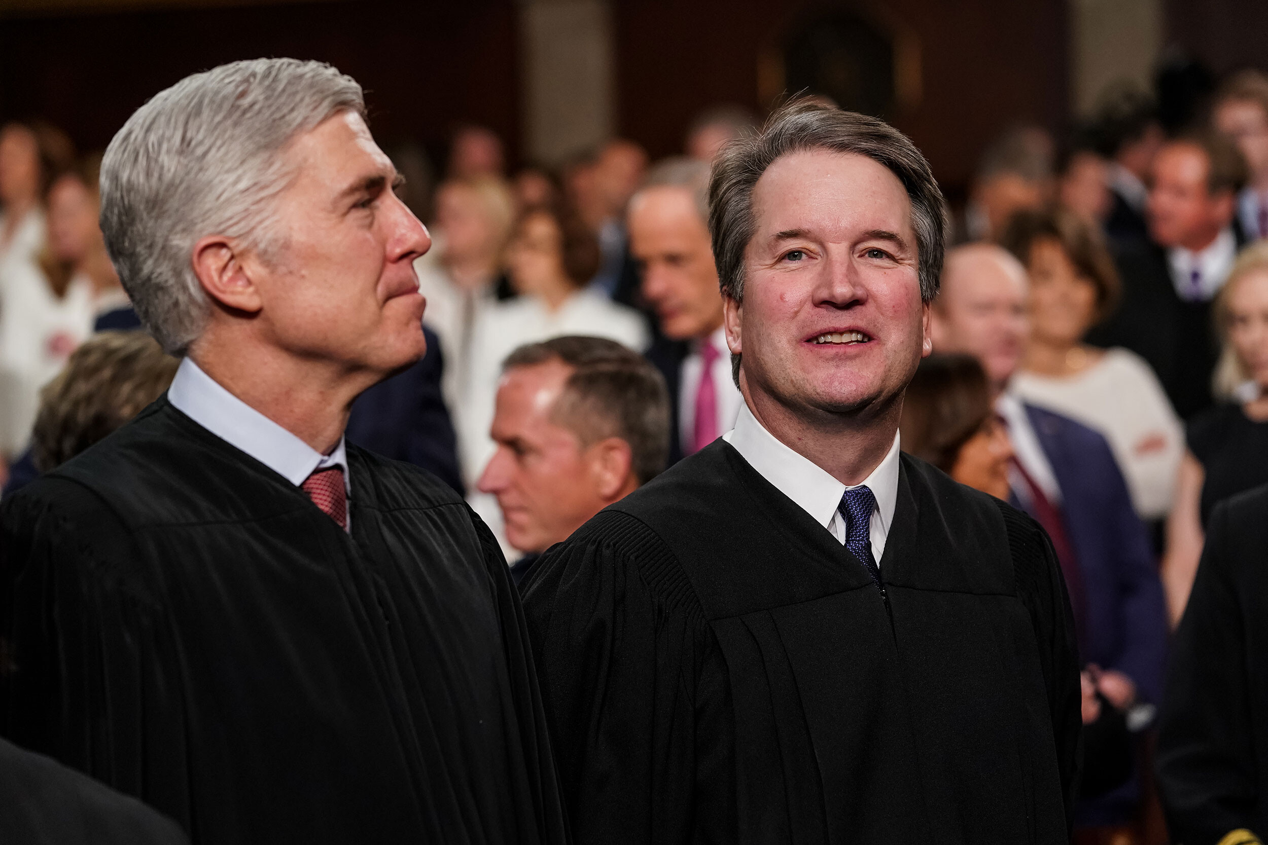 Justice Brett Kavanaugh tests positive for Covid-19
