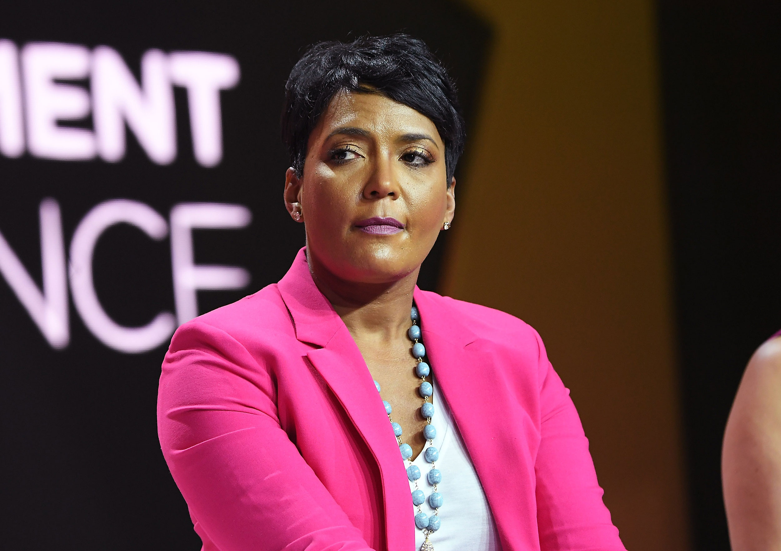 Atlanta Mayor Keisha Lance Bottoms won't run for reelection