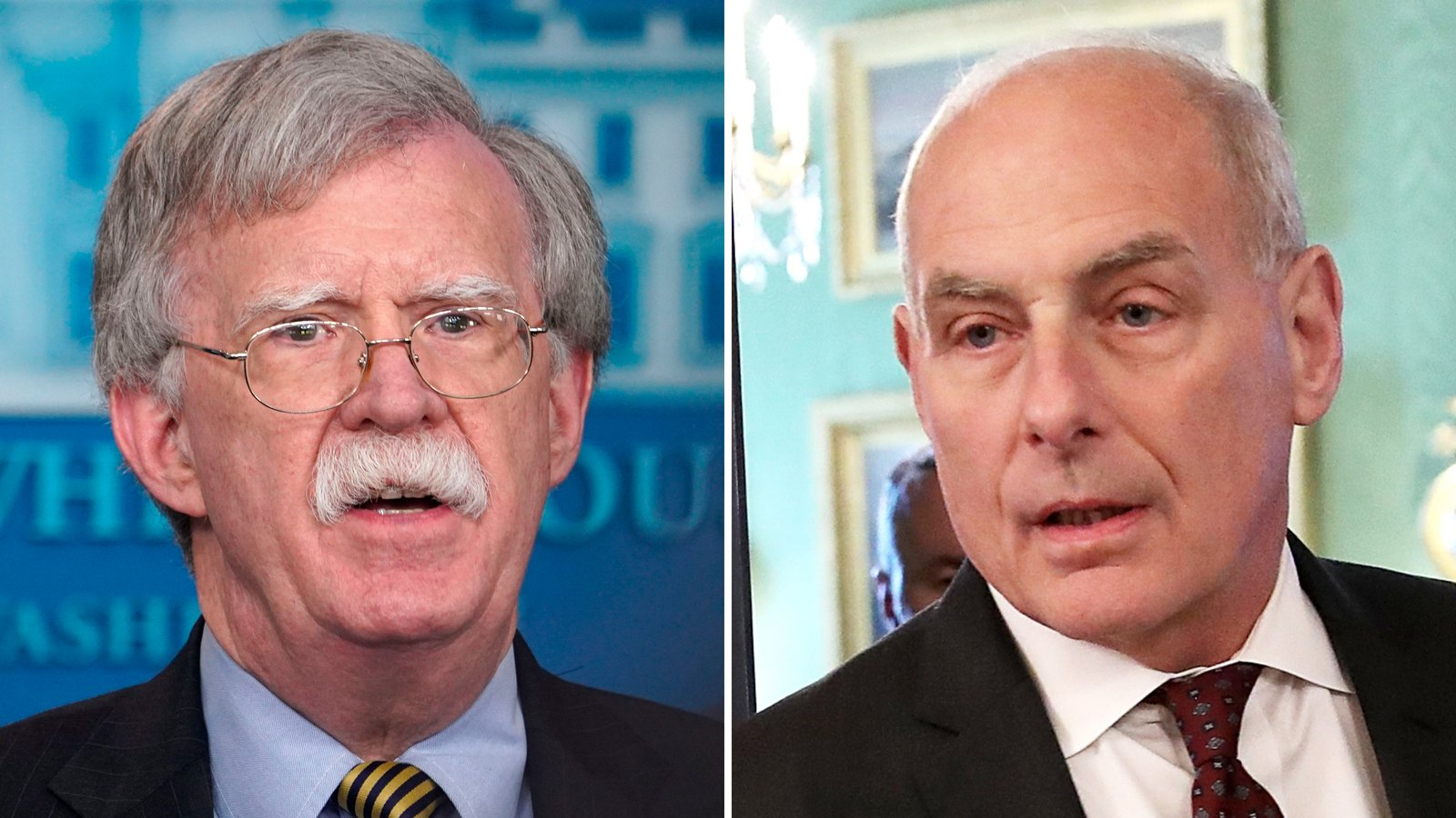 Ex-WH chief of staff Kelly says he believes Bolton's account of Ukraine allegation