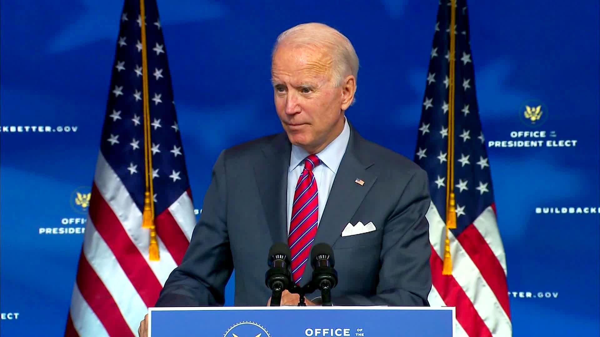 Biden administration to retire 'Operation Warp Speed' moniker
