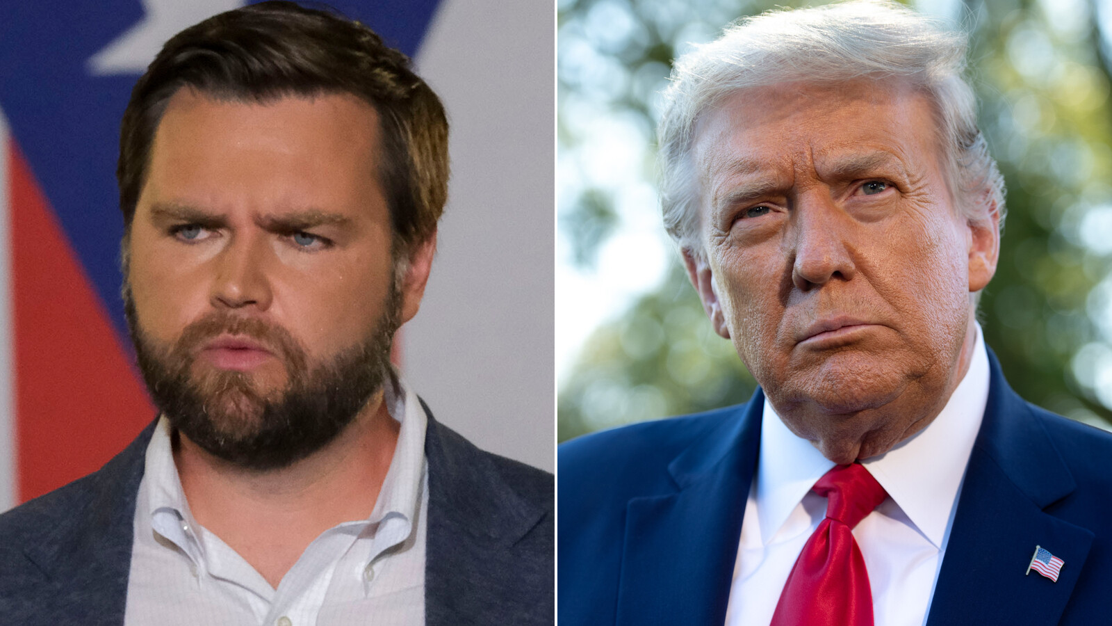 Pro-Trump Senate hopeful J.D. Vance called then-President a 'moral disaster' in 2017 messages