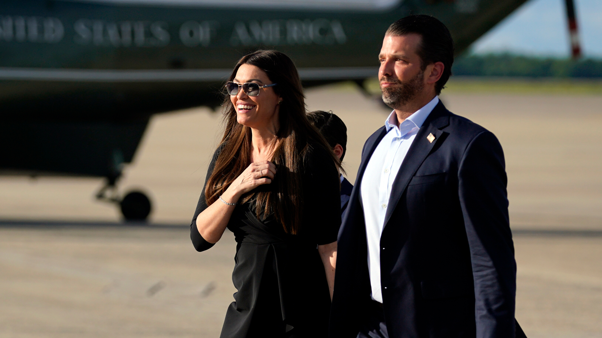 Kimberly Guilfoyle — Donald Trump Jr.'s girlfriend and top Trump campaign official — tests positive for coronavirus