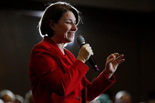Image for What happened in the final days of Amy Klobuchar's campaign