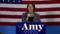 Klobuchar campaign memo argues she's the moderate positioned to beat Sanders
