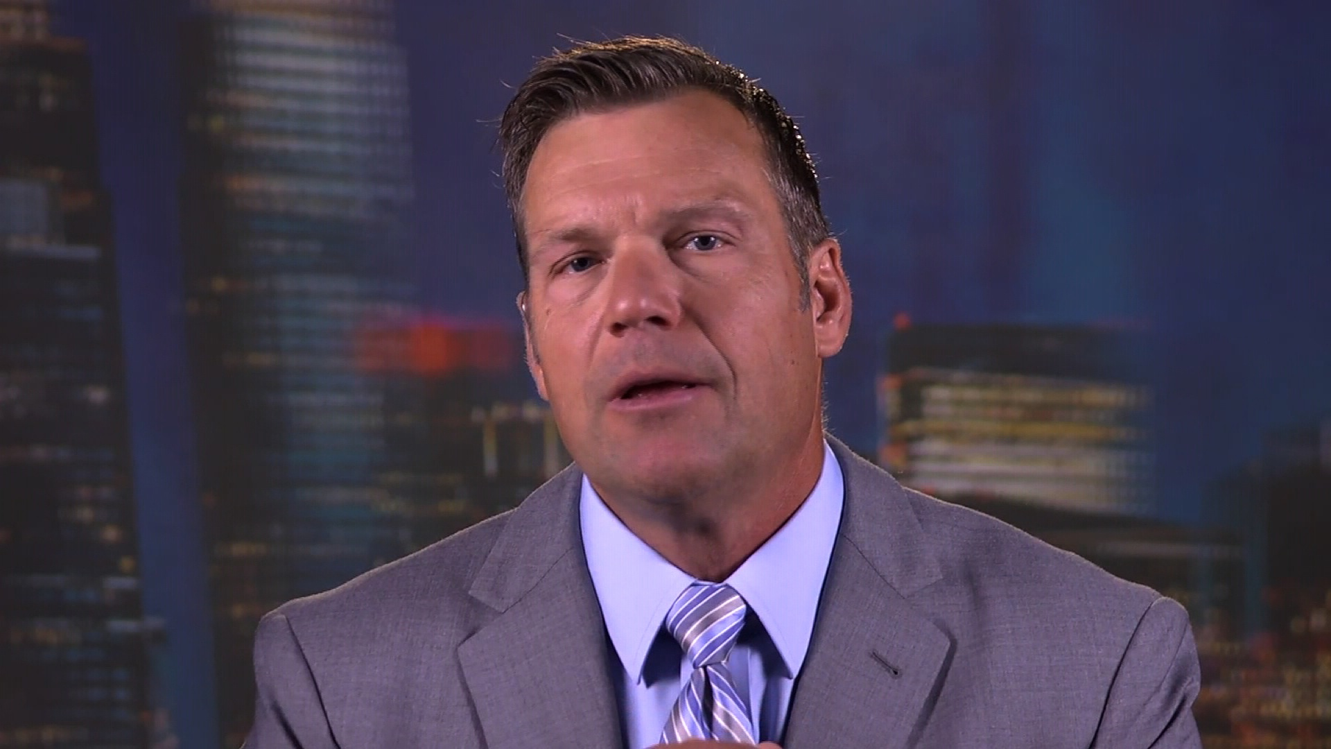 New GOP-aligned group in Kansas has Kris Kobach as apparent target