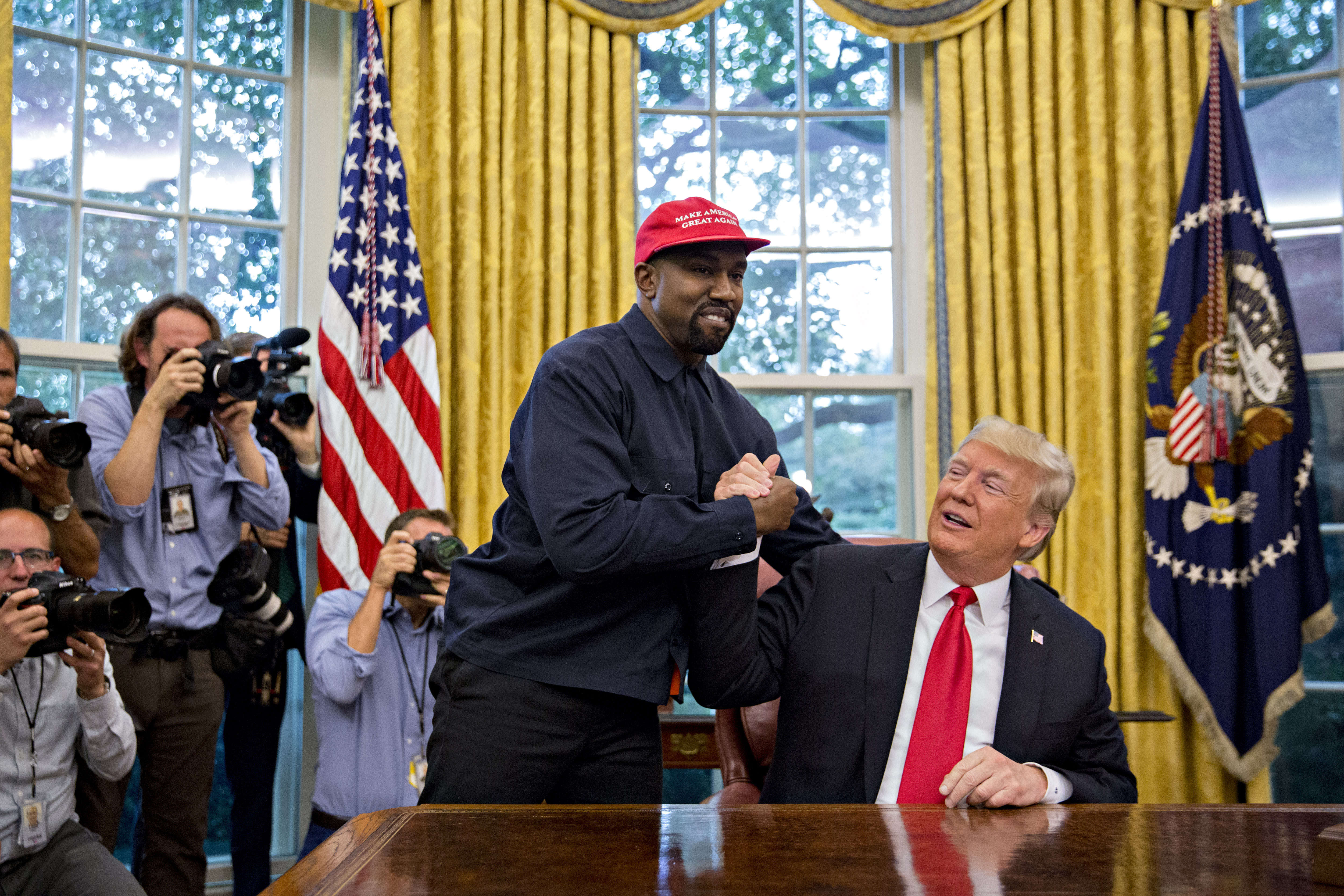 Kushner claims Kanye West meeting was a 'policy' talk