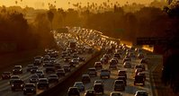 California, New York sue to block Trump administration from revoking higher auto emissions standards waiver