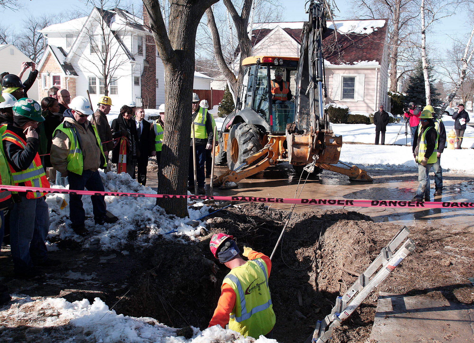 Lead pipe replacement could be a big environmental win in bipartisan infrastructure deal