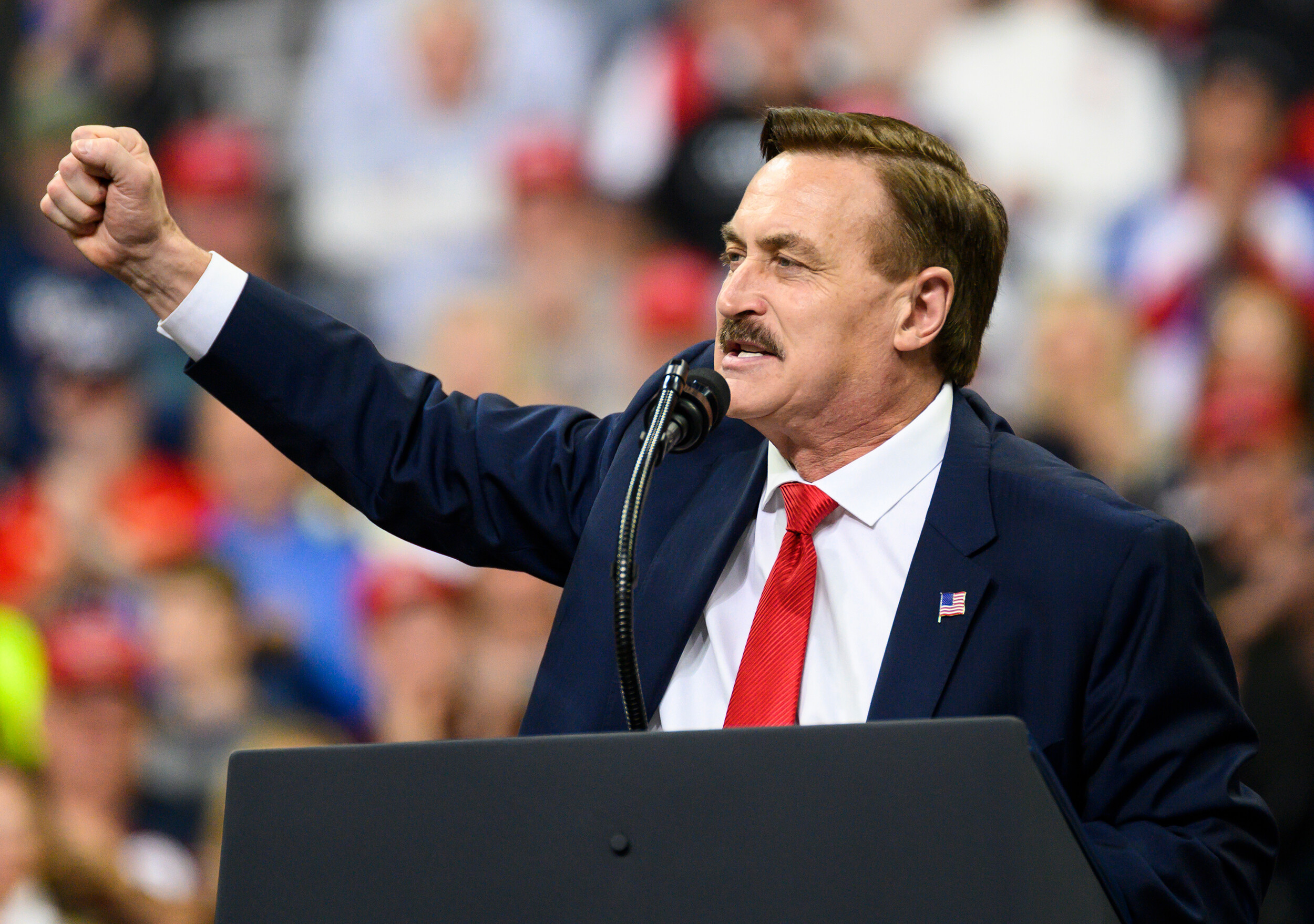 MyPillow magnate Mike Lindell's latest election conspiracy theory is his most bizarre yet