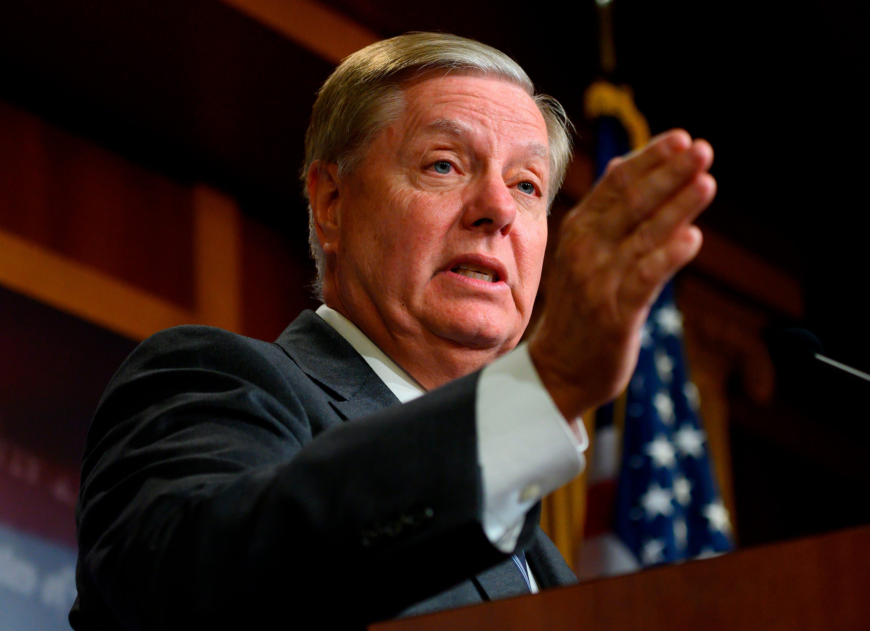 Graham asks State Department for documents related to the Bidens and Ukraine