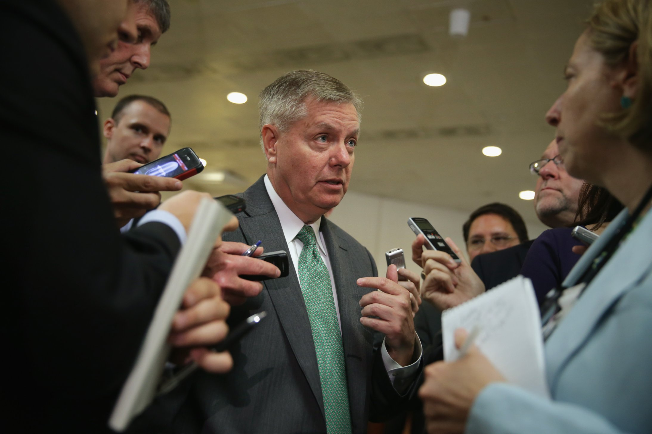 Graham warns Trump against pulling out of Afghanistan