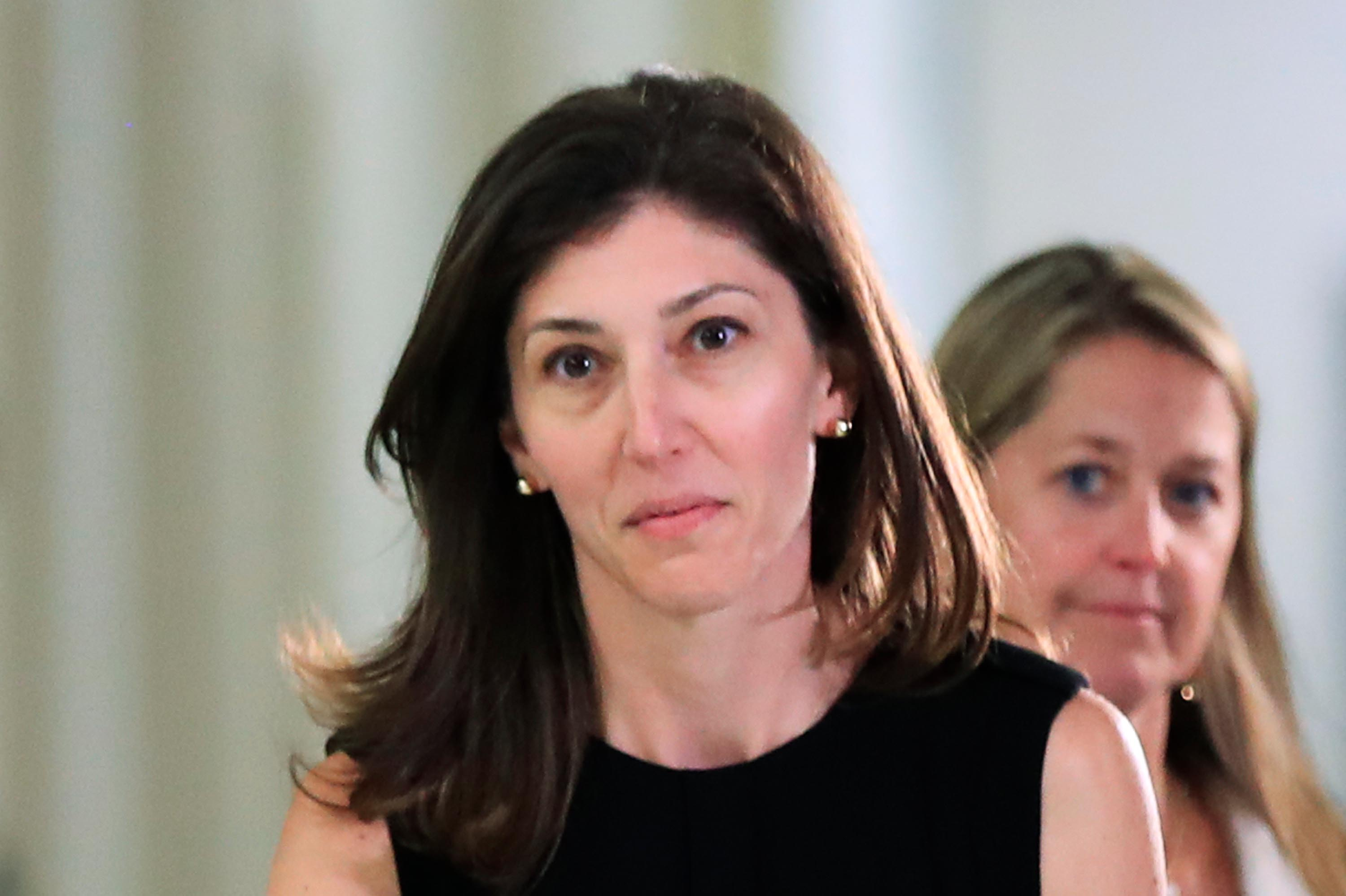 Ex-FBI lawyer Lisa Page sues Justice Department and FBI over alleged privacy violations