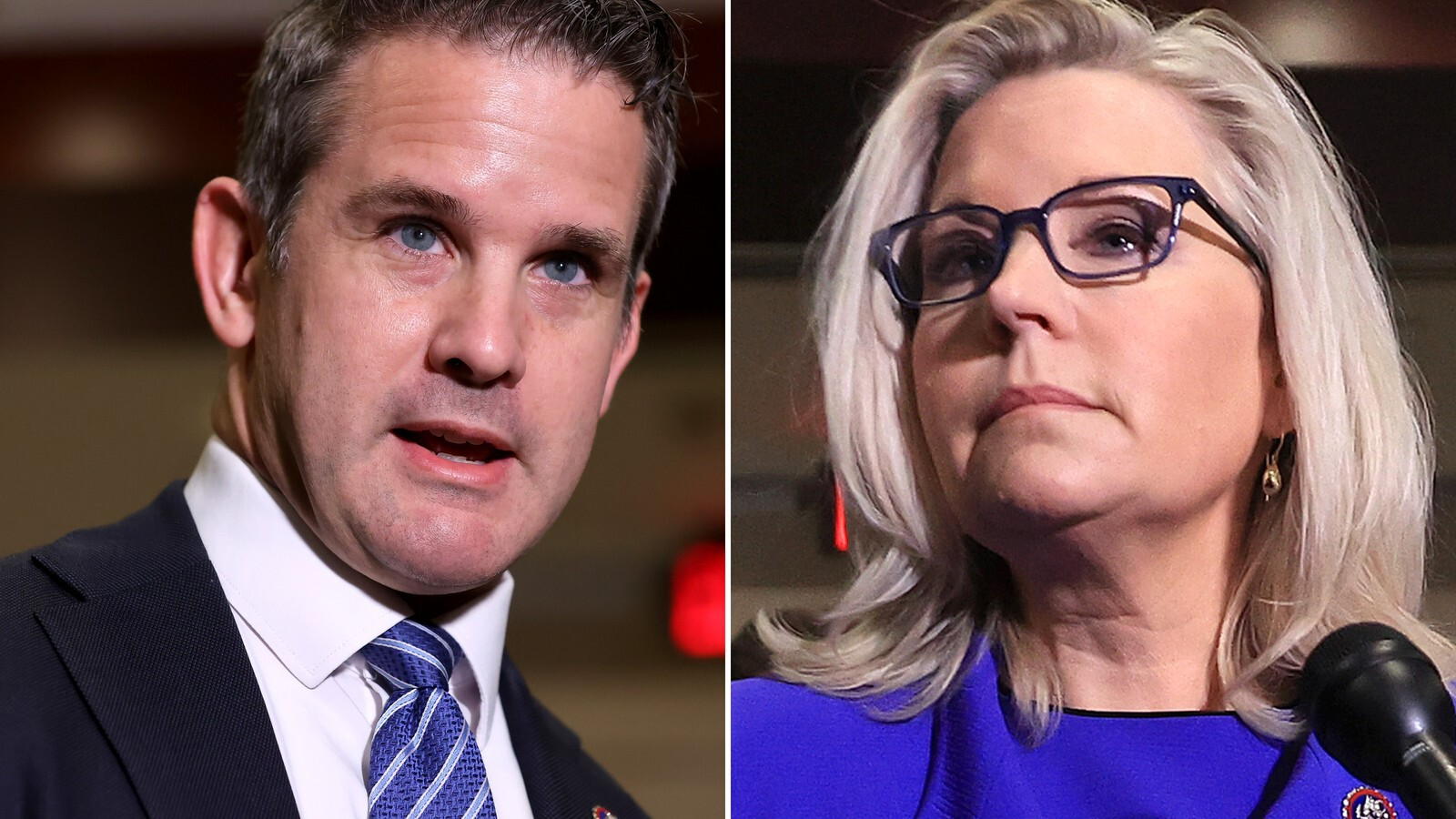 Liz Cheney and Adam Kinzinger prepare for blockbuster hearing amid attacks from their own party