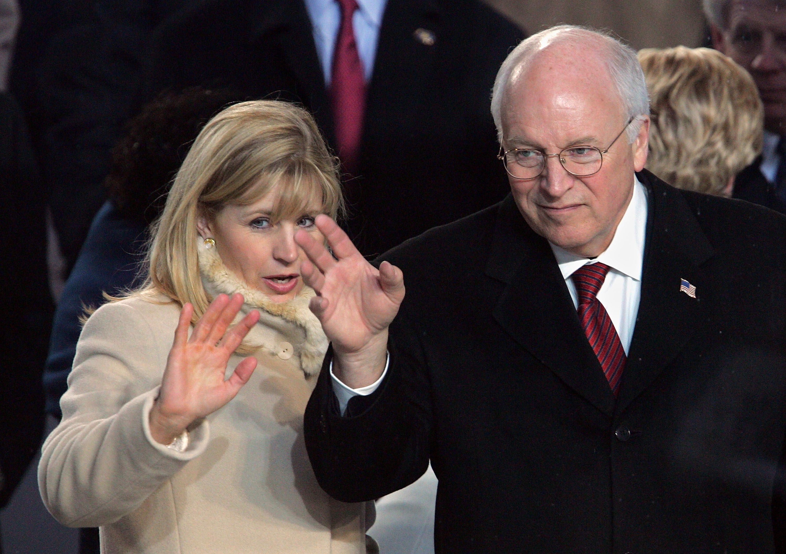 For Cheney, career in politics was pedigreed from an early age: 'It's in my blood'