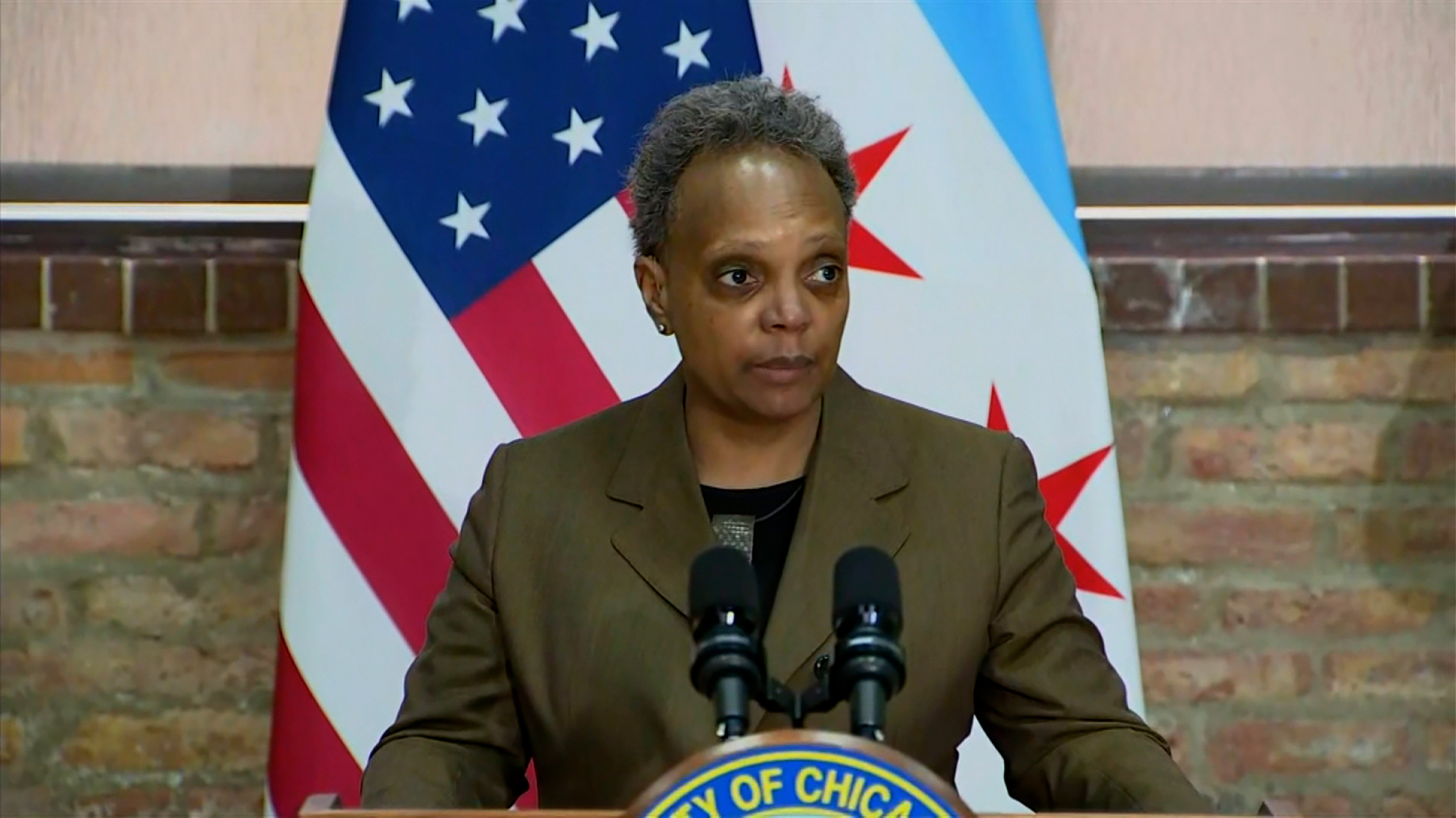 Chicago Mayor Lightfoot under pressure to reform police amid outrage over Adam Toledo shooting