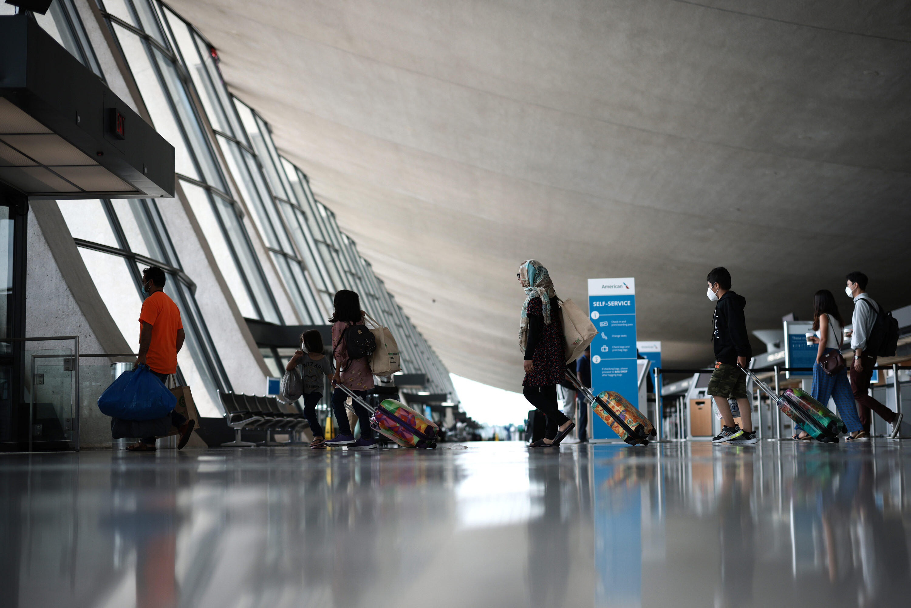Refugee admissions to US the lowest in 40 years