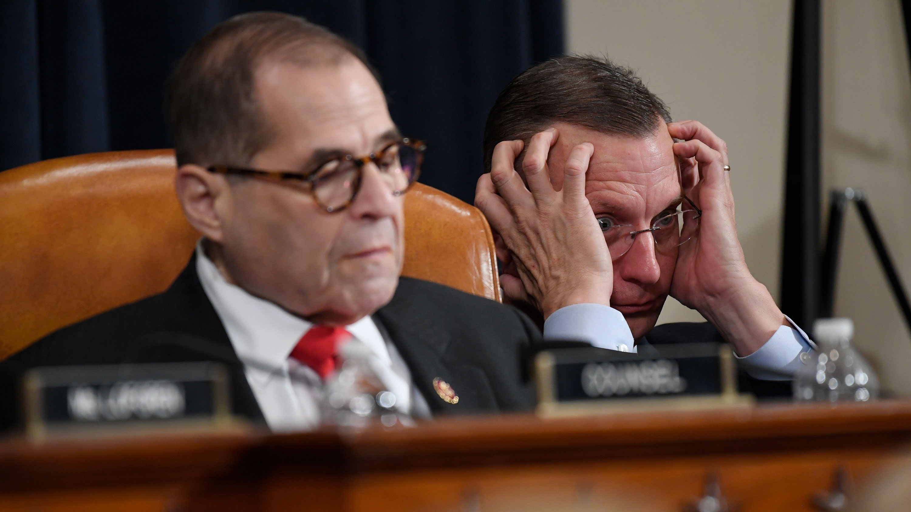 House Judiciary holds marathon 2-day meeting ahead of impeachment committee vote