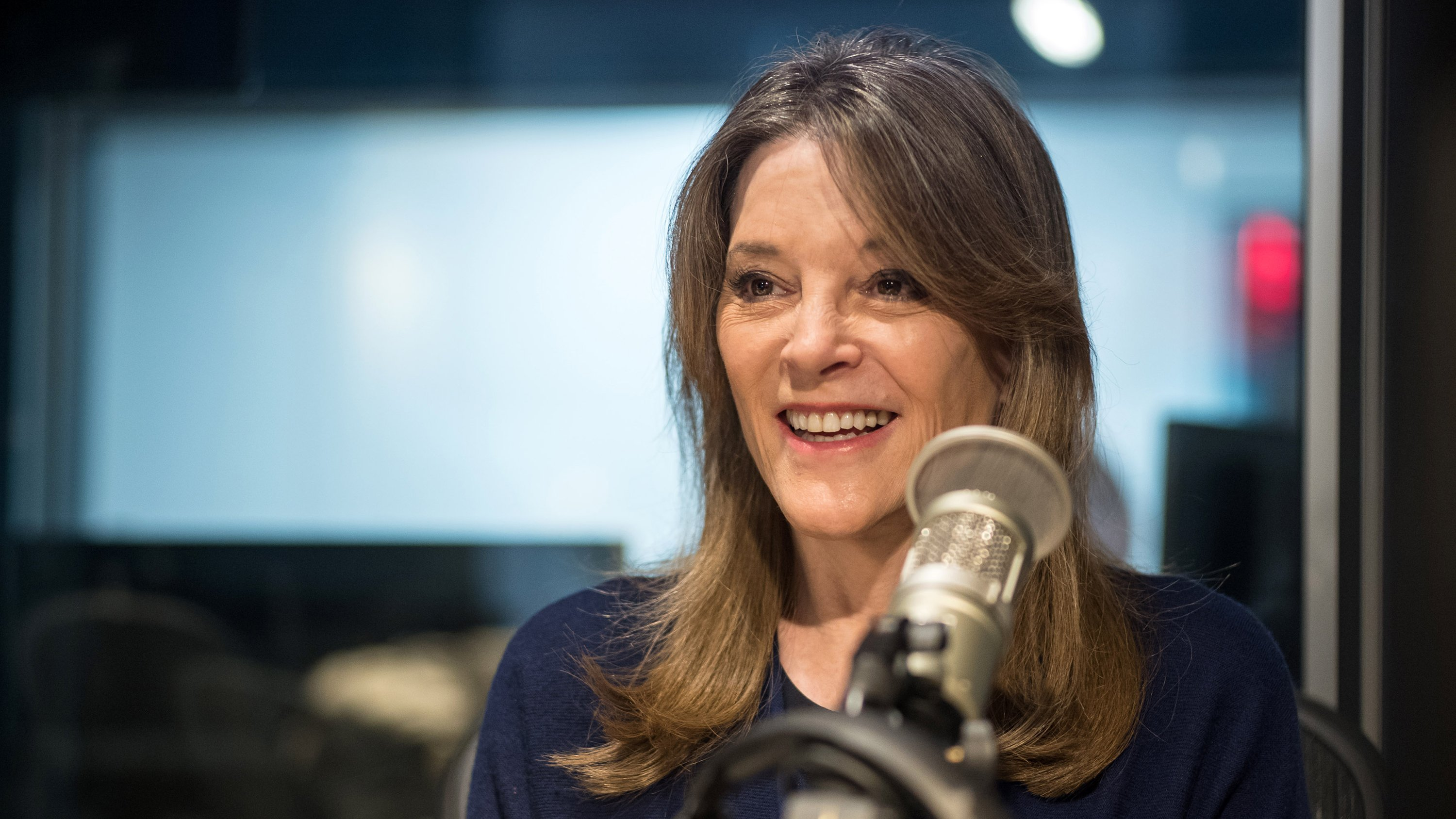 Marianne Williamson entertained 9/11 conspiracy theories in 2012 interview
