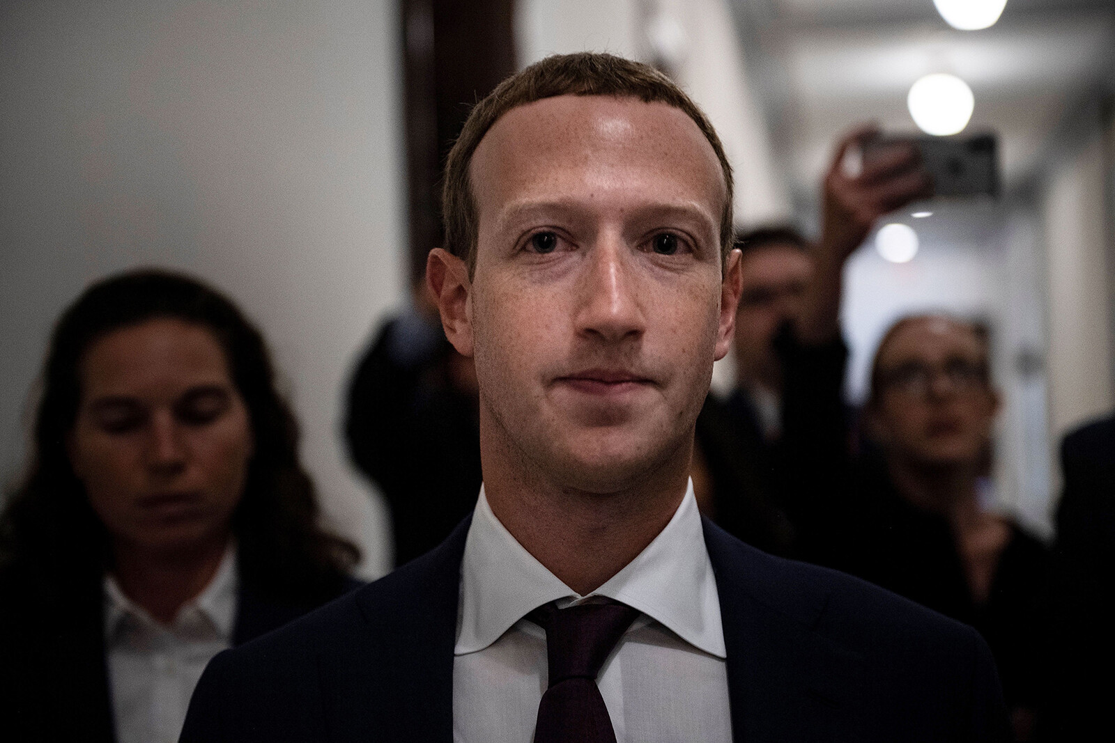 Fact-checking Zuckerberg's statement defending company