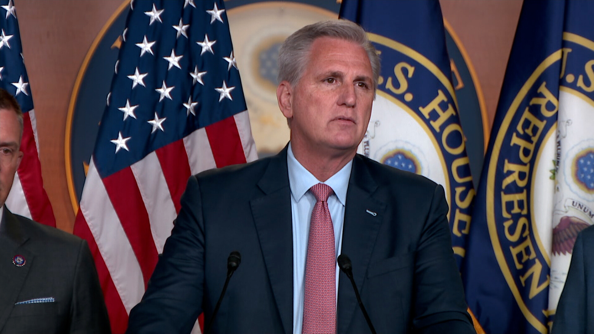 Fact check: Republican House leader Kevin McCarthy makes at least 5 false claims in 7-minute Fox News interview