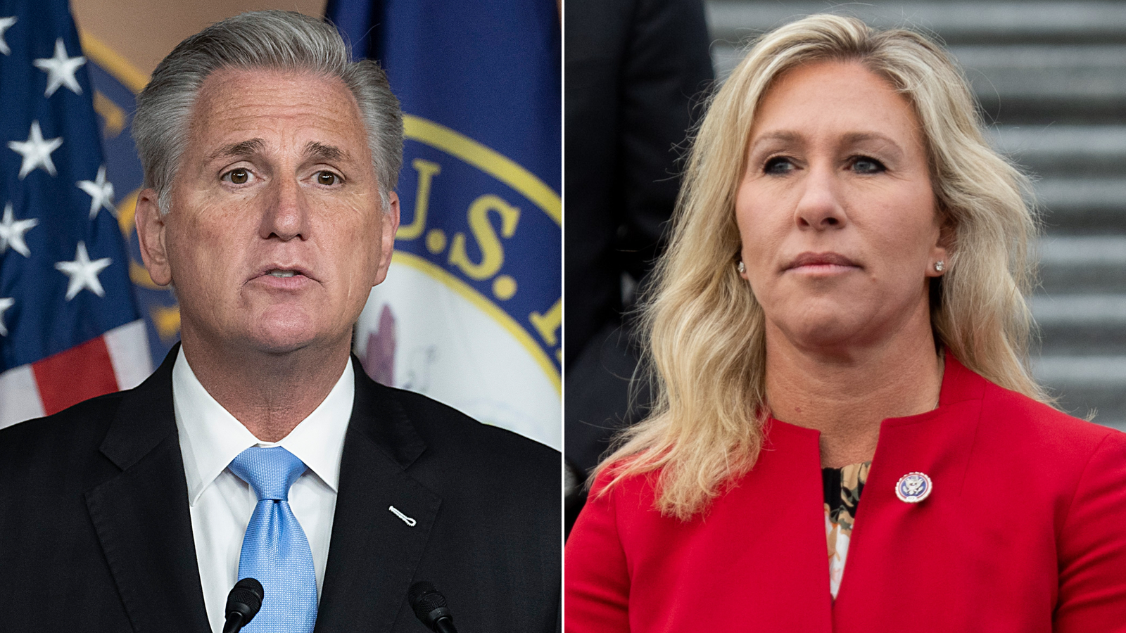 House Democrats call on McCarthy to 'take immediate action' to address Greene's behavior