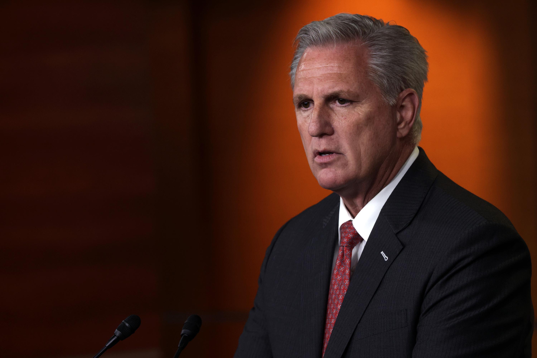 Trump's House GOP enemies get boost from McCarthy's leadership team