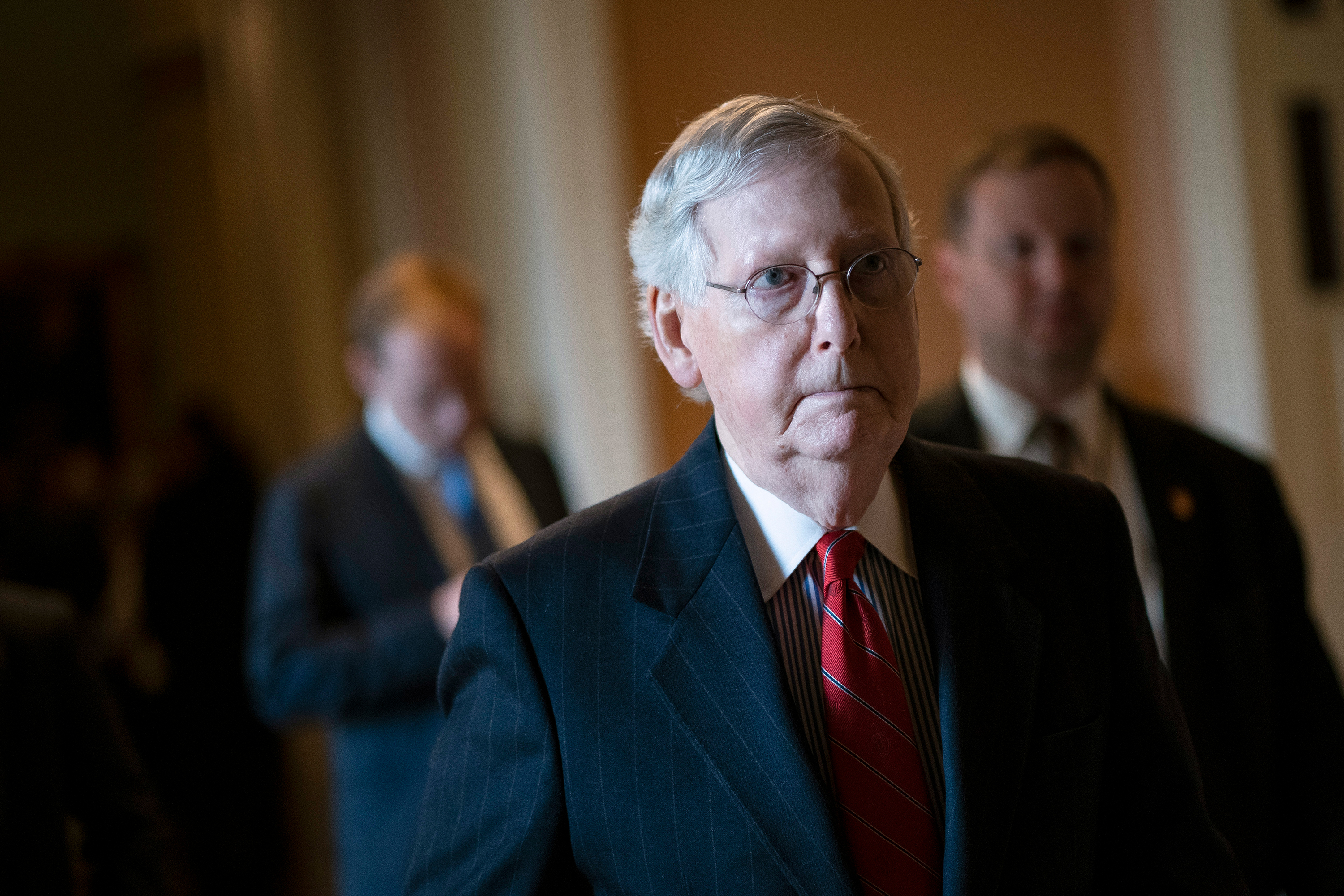 2 GOP senators say McConnell will move to acquit Trump, not merely dismiss charges