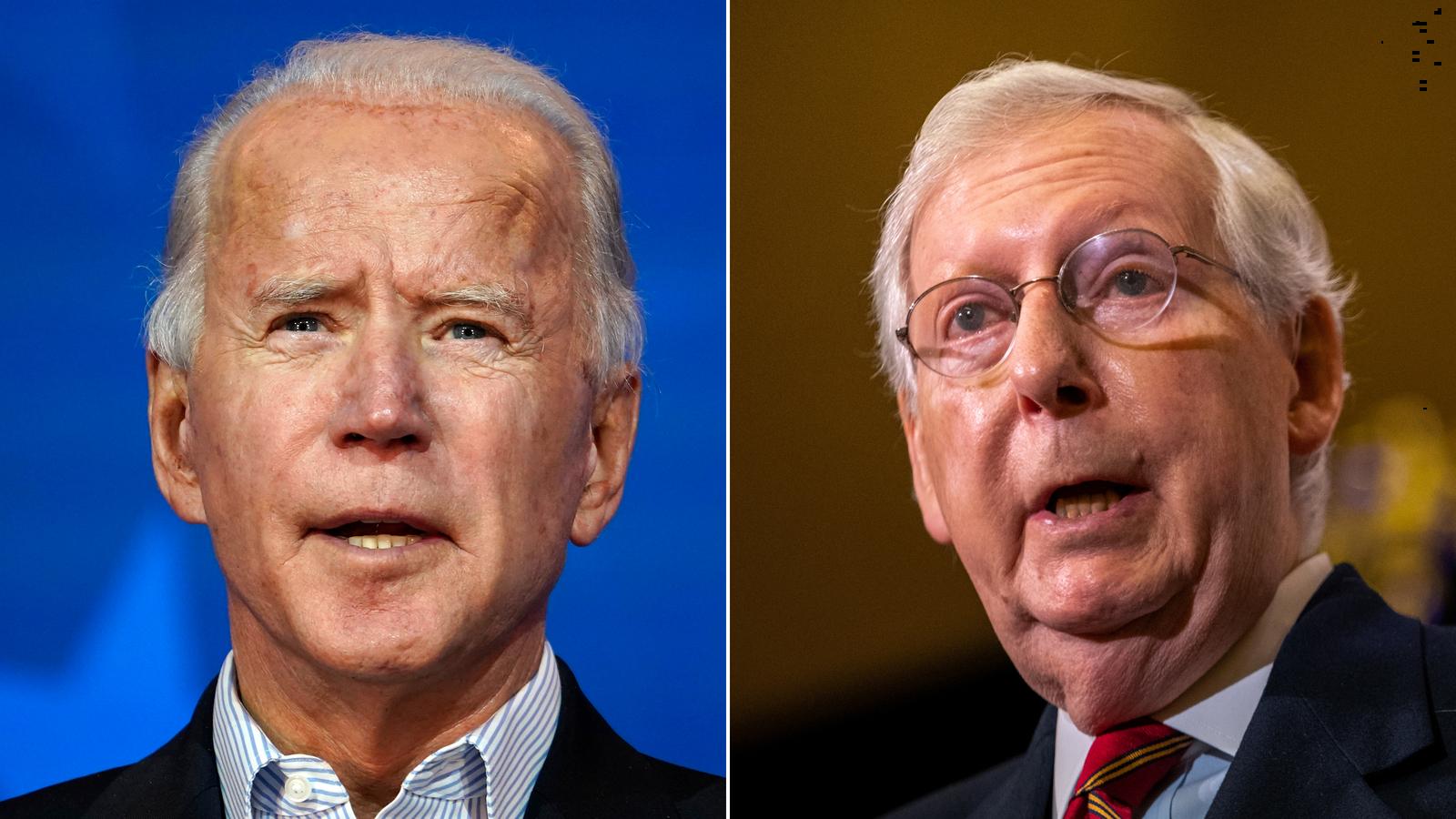 McConnell warns Democratic tactics to push Biden priorities could sink bipartisan infrastructure deal