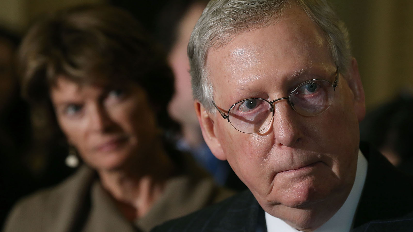 McConnell says the GOP will back Murkowski's reelection despite Trump threat