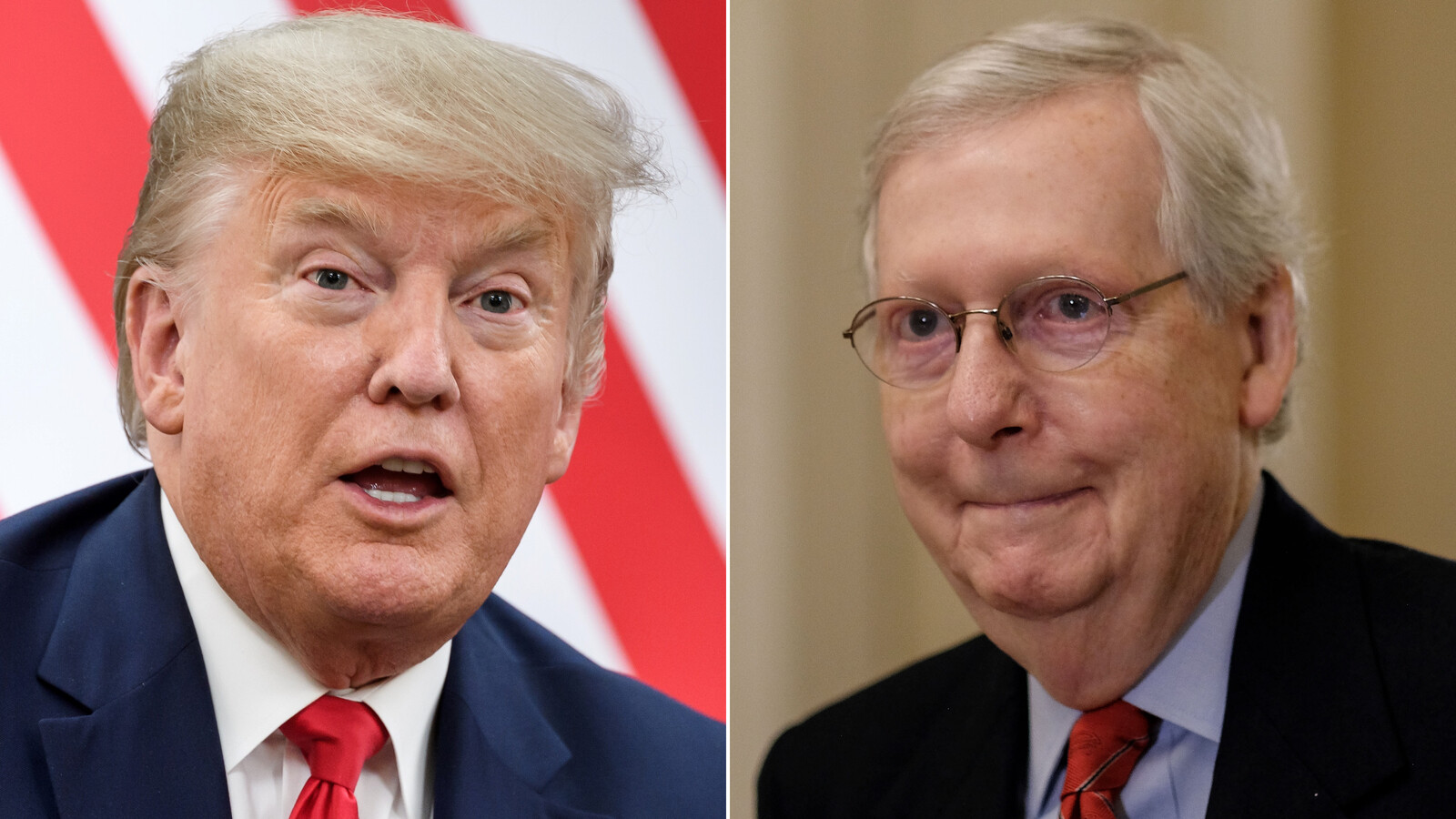 McConnell carefully choosing battles in Trump proxy war for the midterms