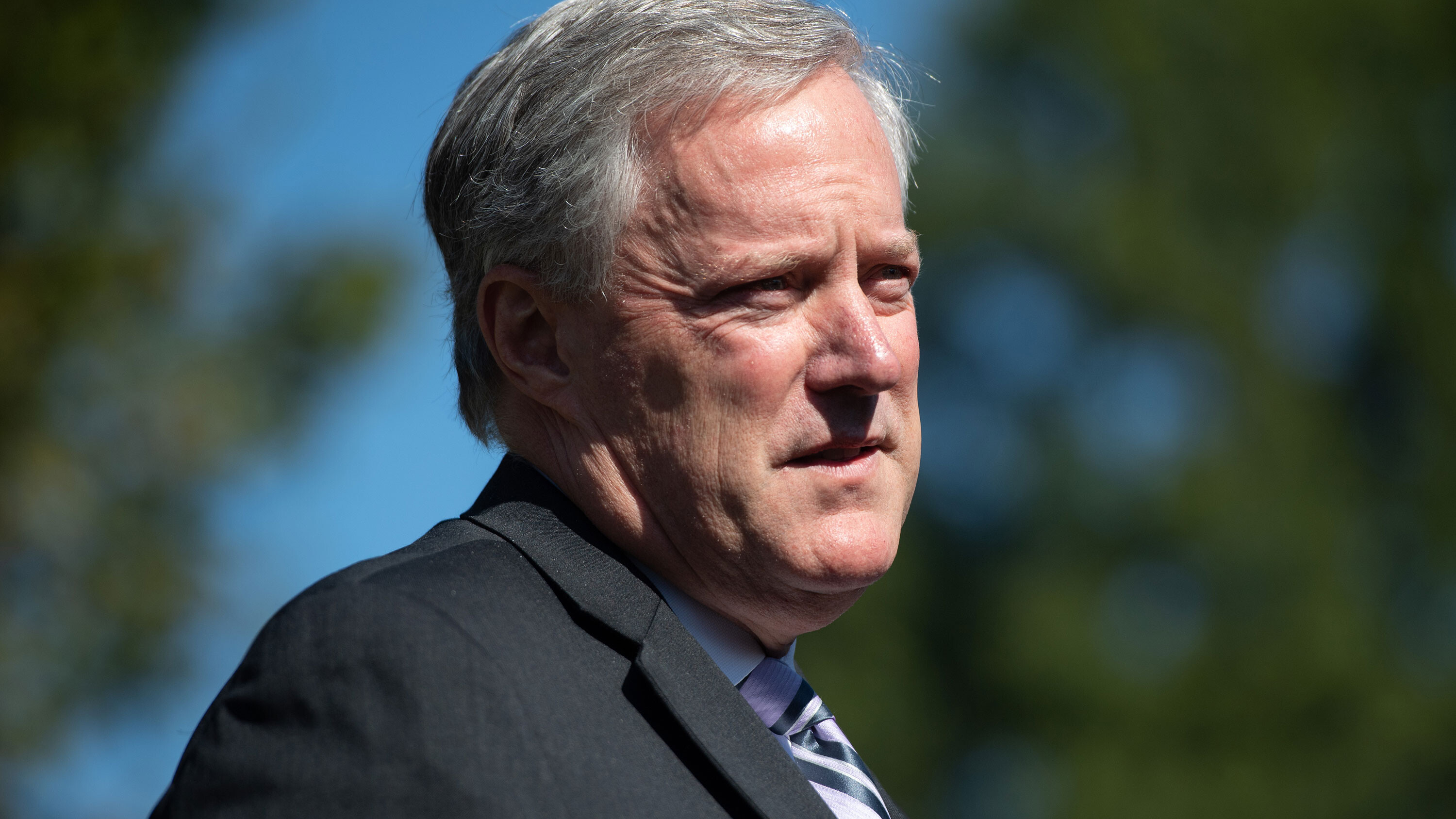 Senate Judiciary chairman wants to interview former Trump chief of staff Mark Meadows