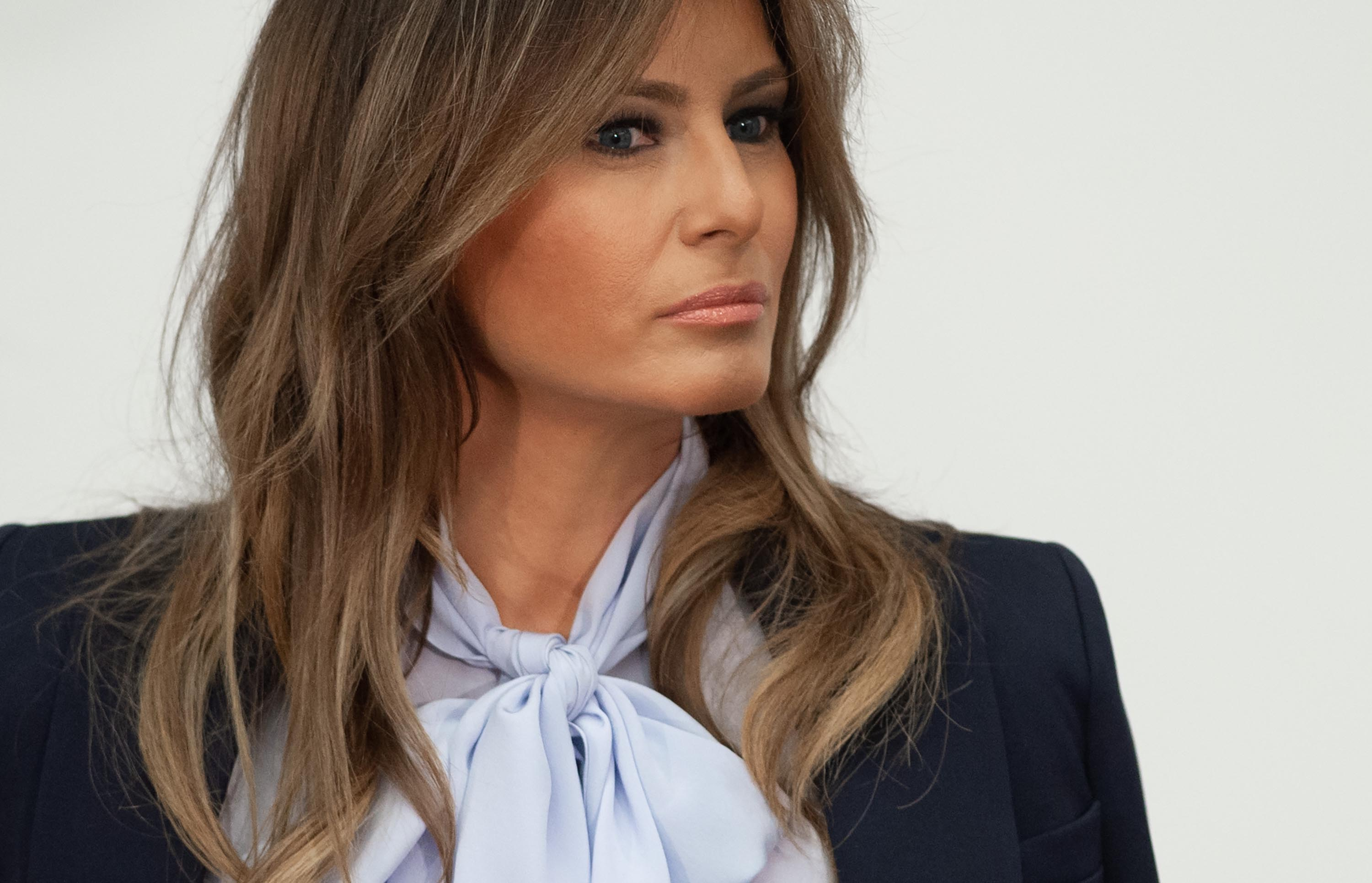 Melania Trump cancels plans to attend Tuesday rally citing Covid recovery