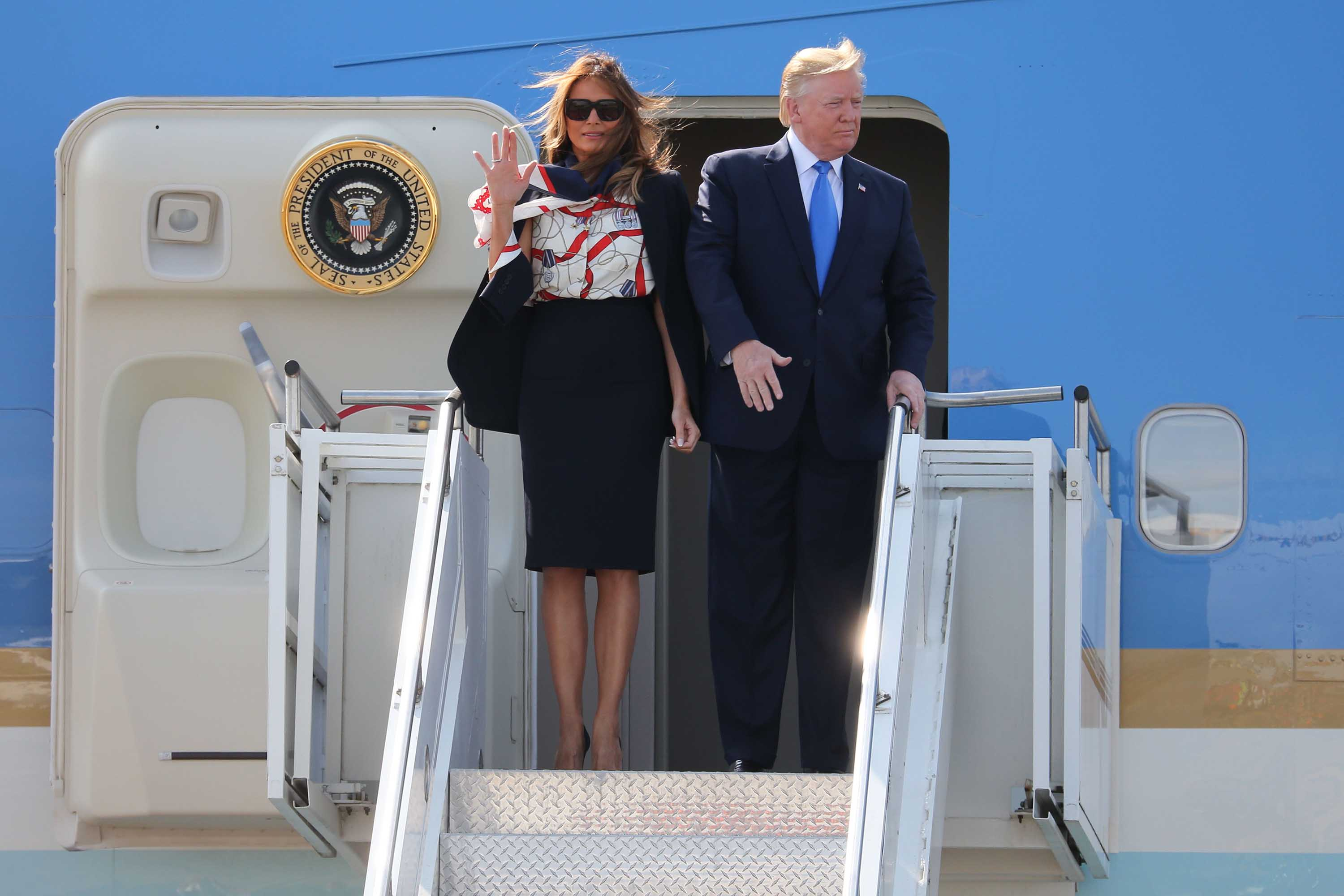 Inside Melania Trump's unprecedented campaign trail absence