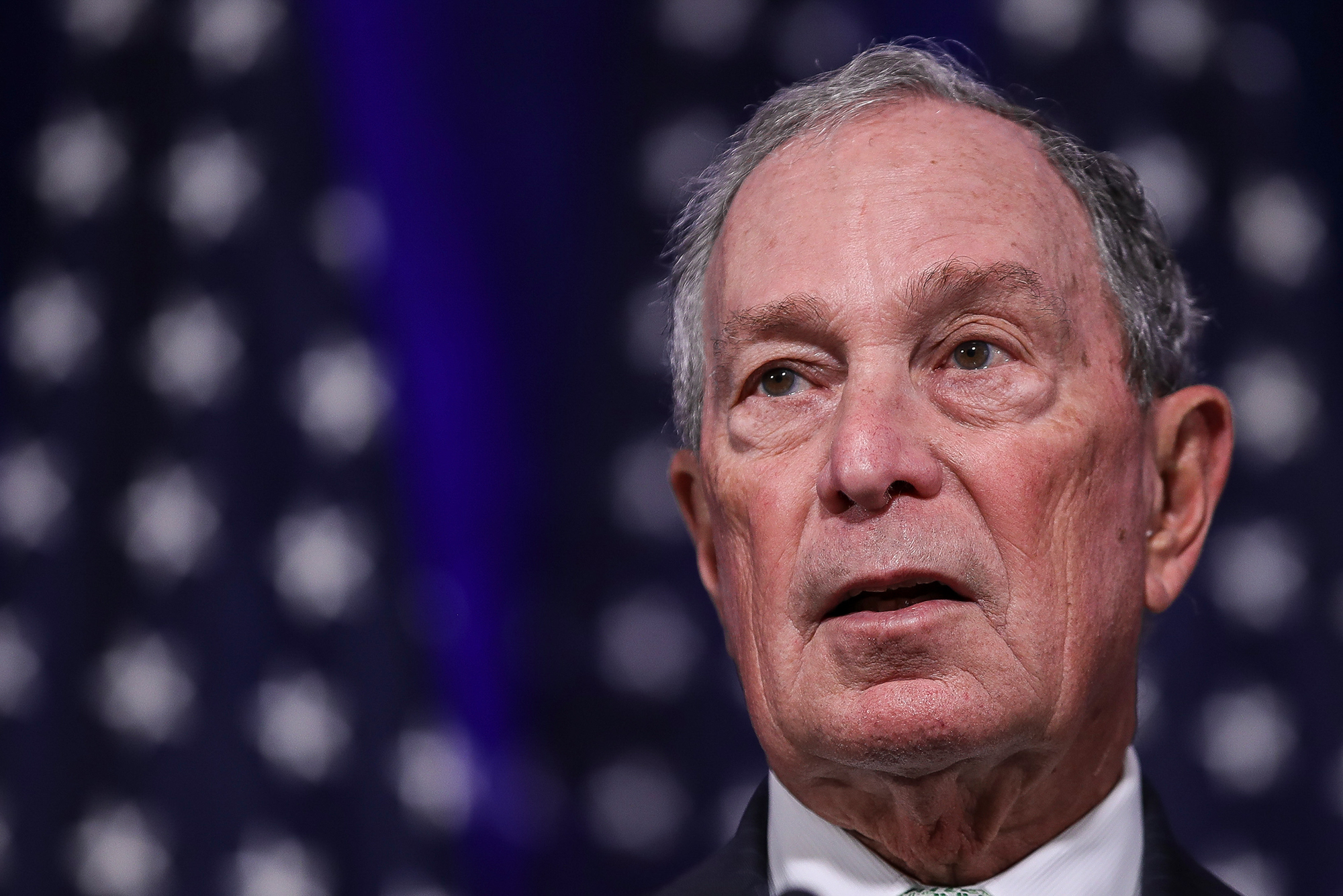 Michael Bloomberg releases letter from doctor that says he is in 'outstanding health'