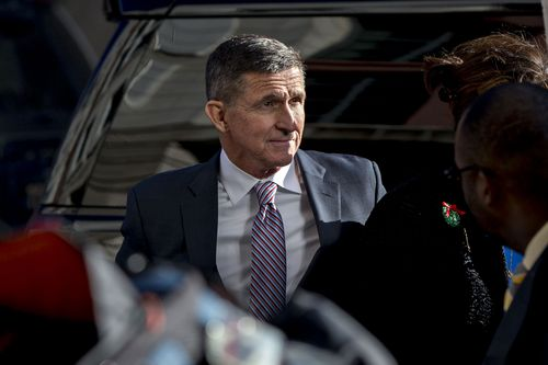 Image for Army now reviewing Pentagon investigation into Michael Flynn's dealings with Russia and other foreign entities