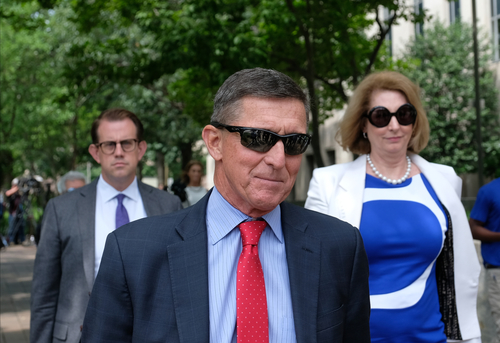 Image for Justice Department drops criminal case against Michael Flynn