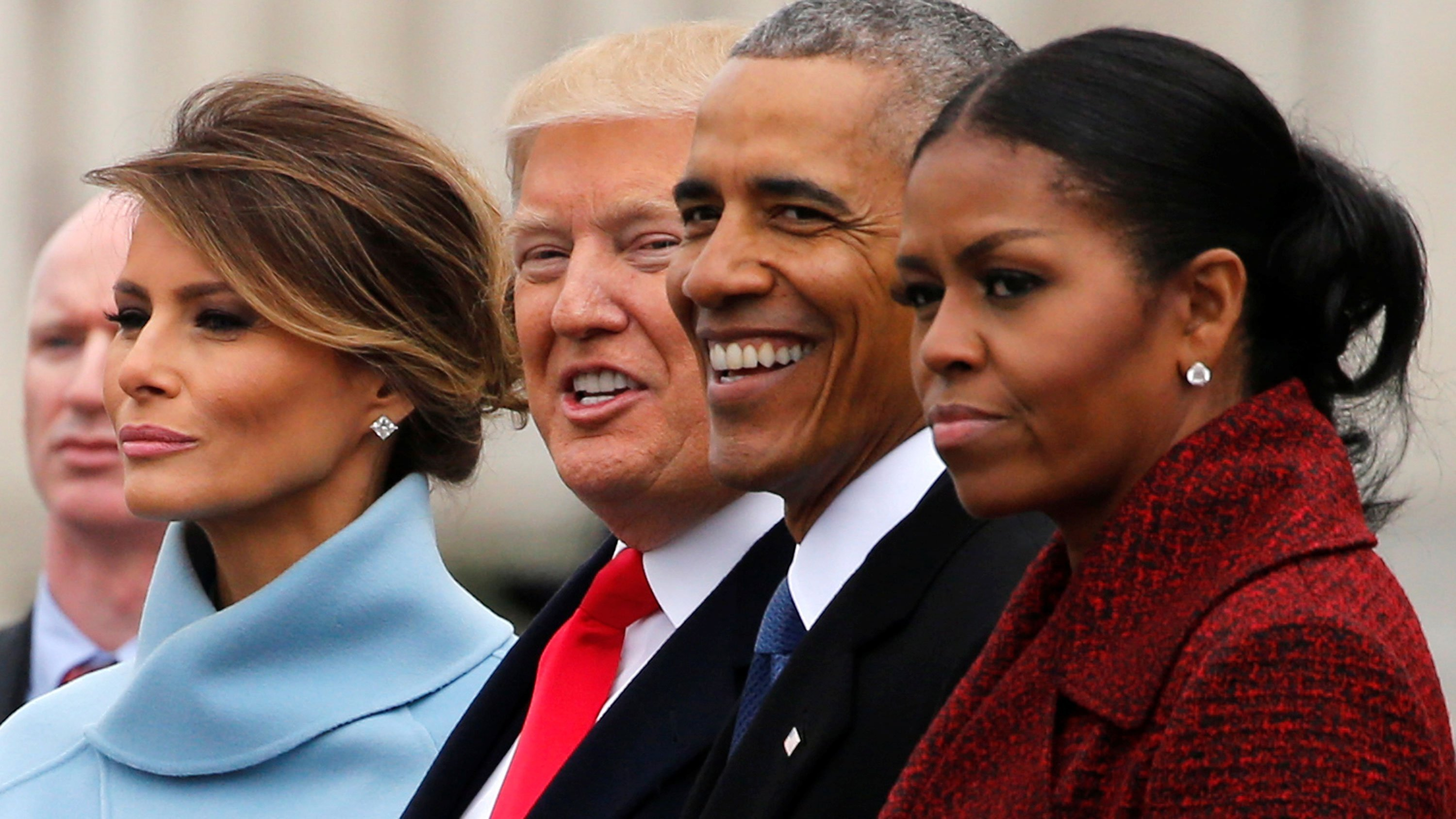 Michelle Obama after Trump's racist tweets: 'What truly makes our country great is diversity'