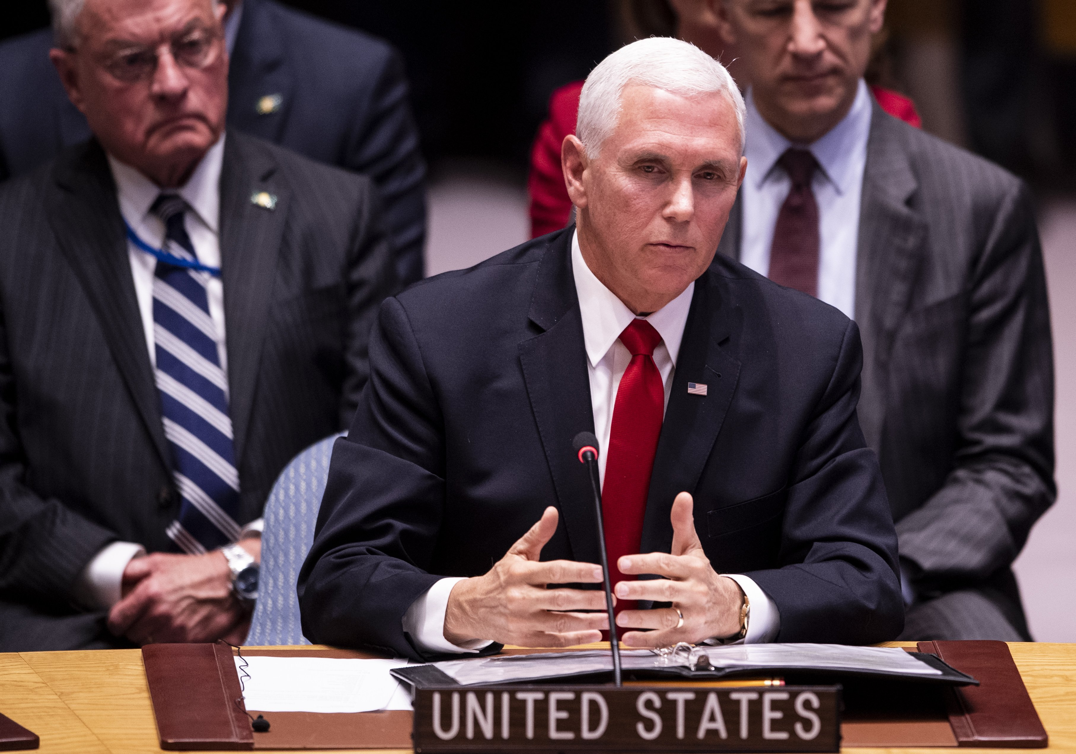 Pence NH cancellation: Employee of drug recovery center trafficked fentanyl