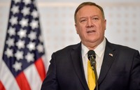 Reporter says Mike Pompeo cursed and demanded she find Ukraine on a map after interview