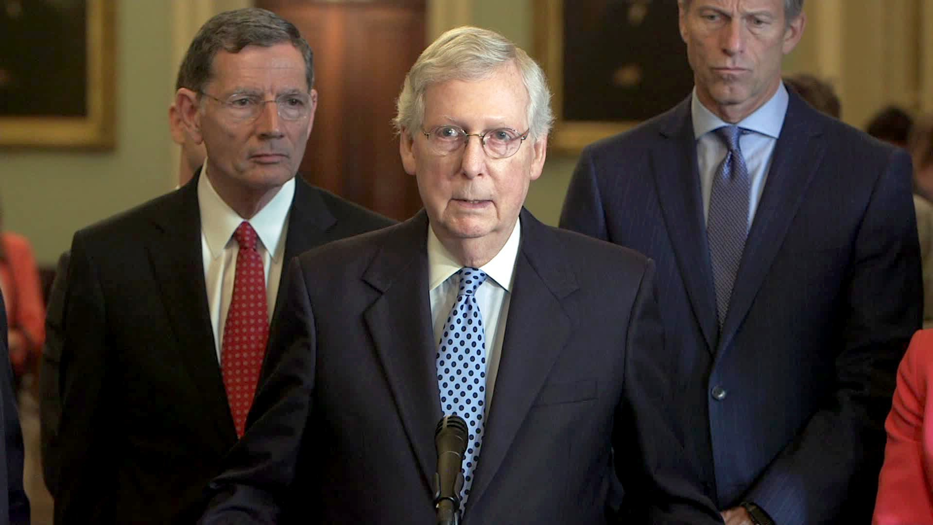 McConnell: Strong legislative filibuster is needed to block 'whims of those on the far left'