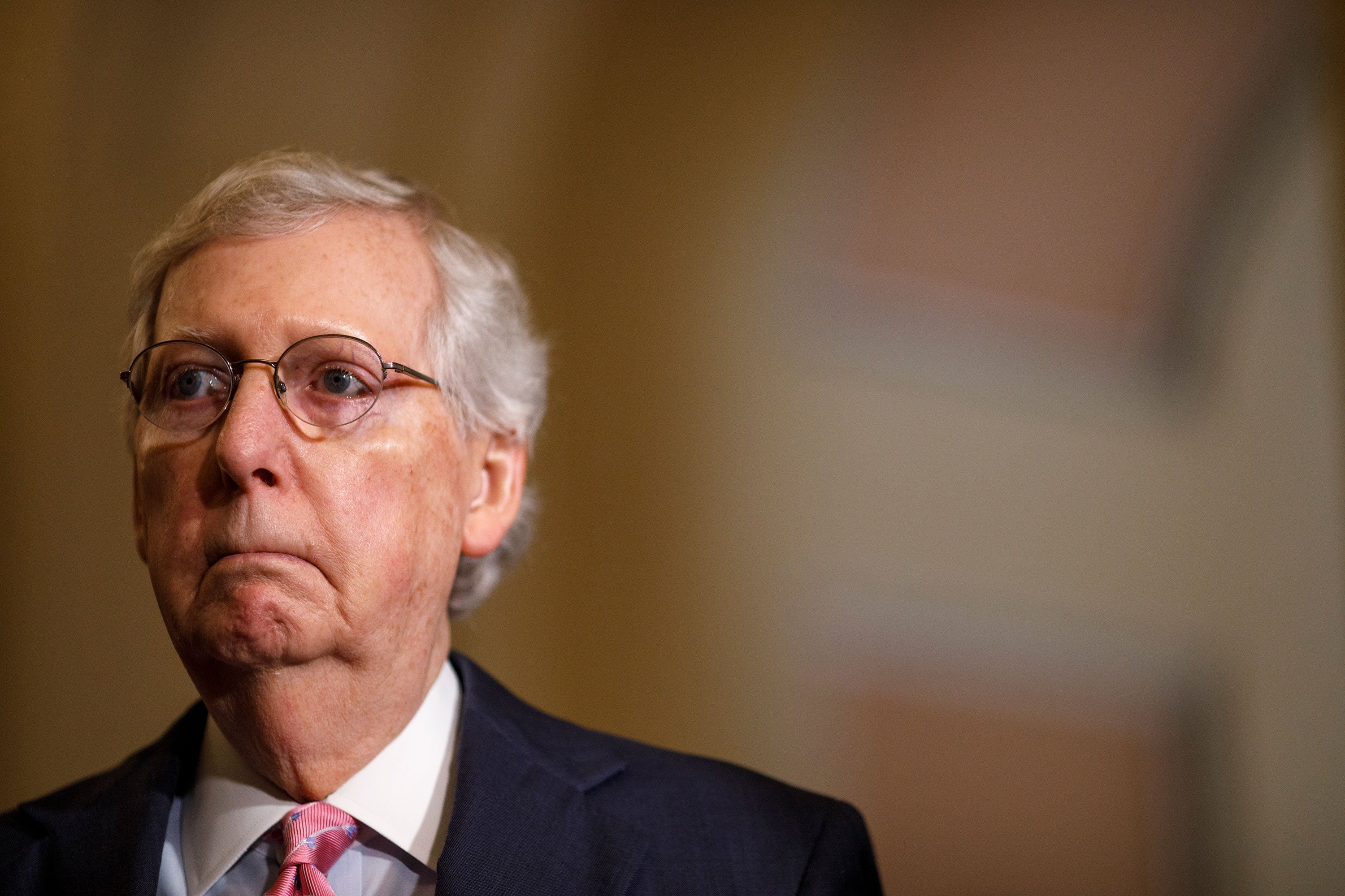 McConnell previews Senate impeachment trial and speculates it could end by Christmas