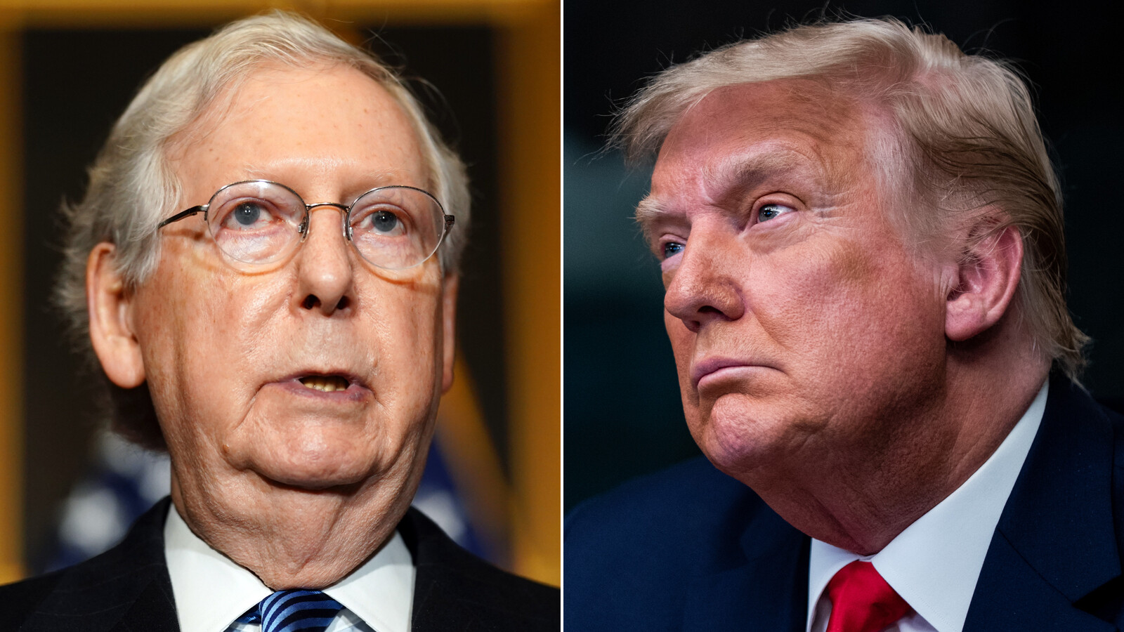 Mitch McConnell responds to Trump's 'Old Crow' insult: 'It's quite an honor'