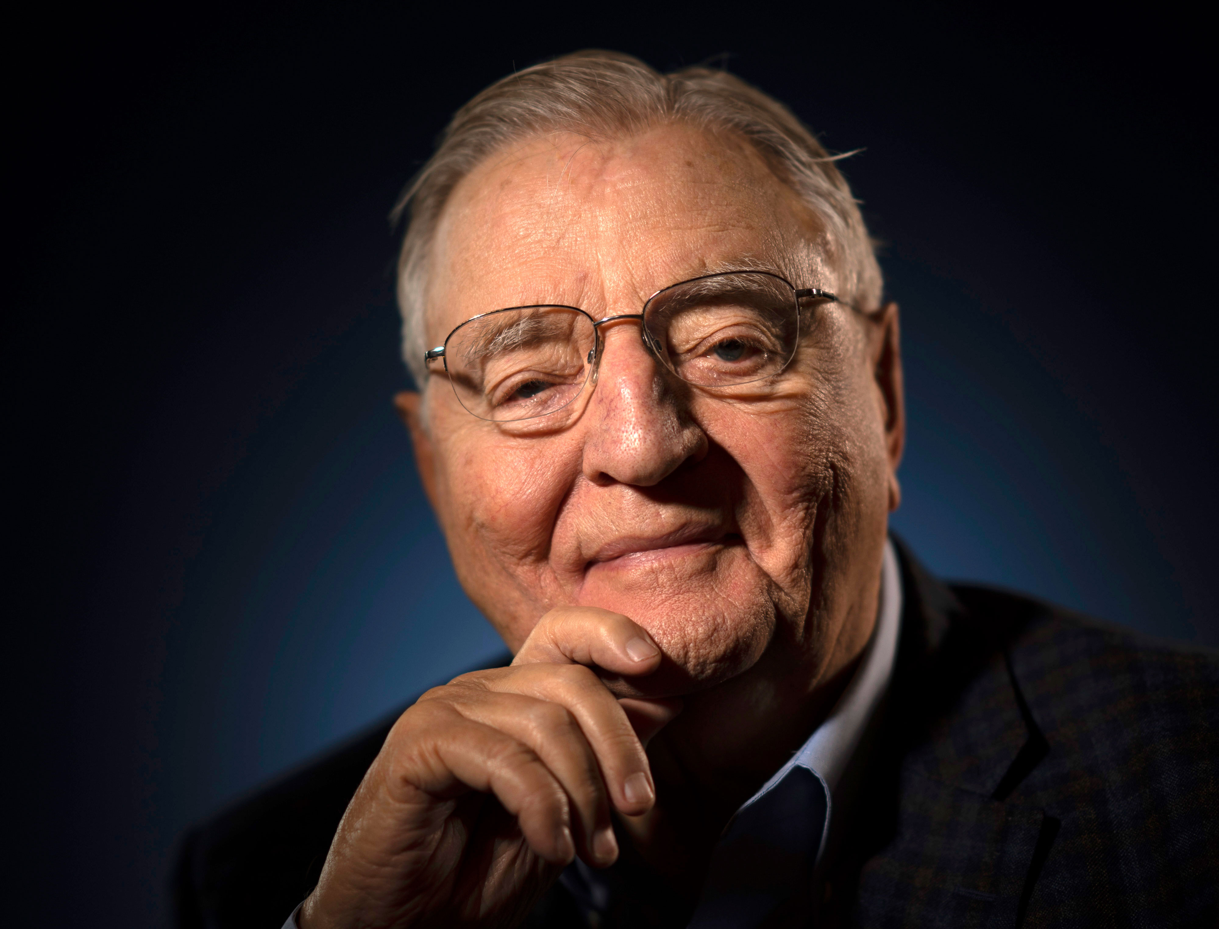 Walter 'Fritz' Mondale, former vice president under Jimmy Carter, dead at 93