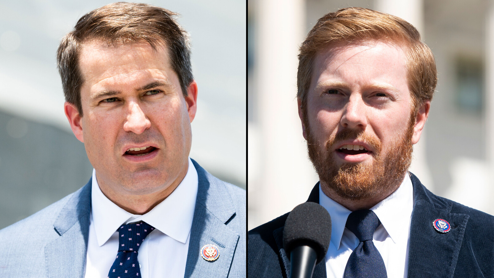 Two congressmen traveled to Afghanistan amid frantic evacuation efforts