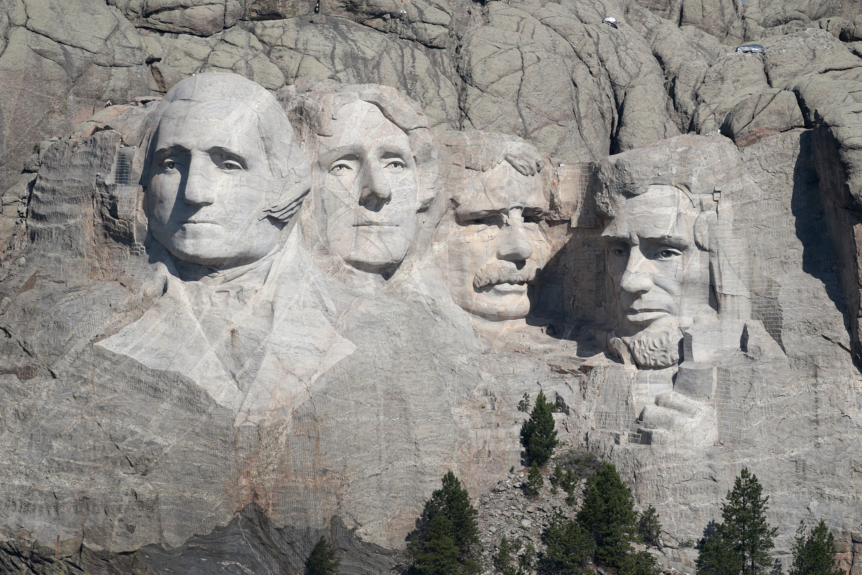 South Dakota's pitch to keep up July 4 celebration at Mt. Rushmore resurfaces at Haaland confirmation hearing