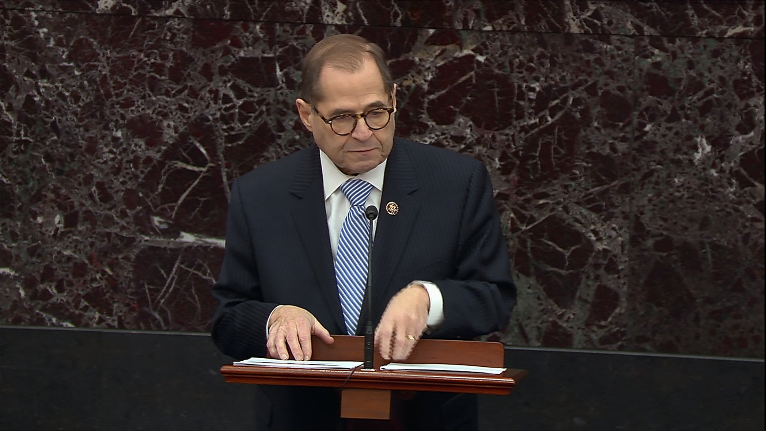 Nadler announces he will miss parts of impeachment trial as his wife undergoes cancer treatment