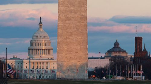 Image for Park Service announces closure of National Mall through inauguration